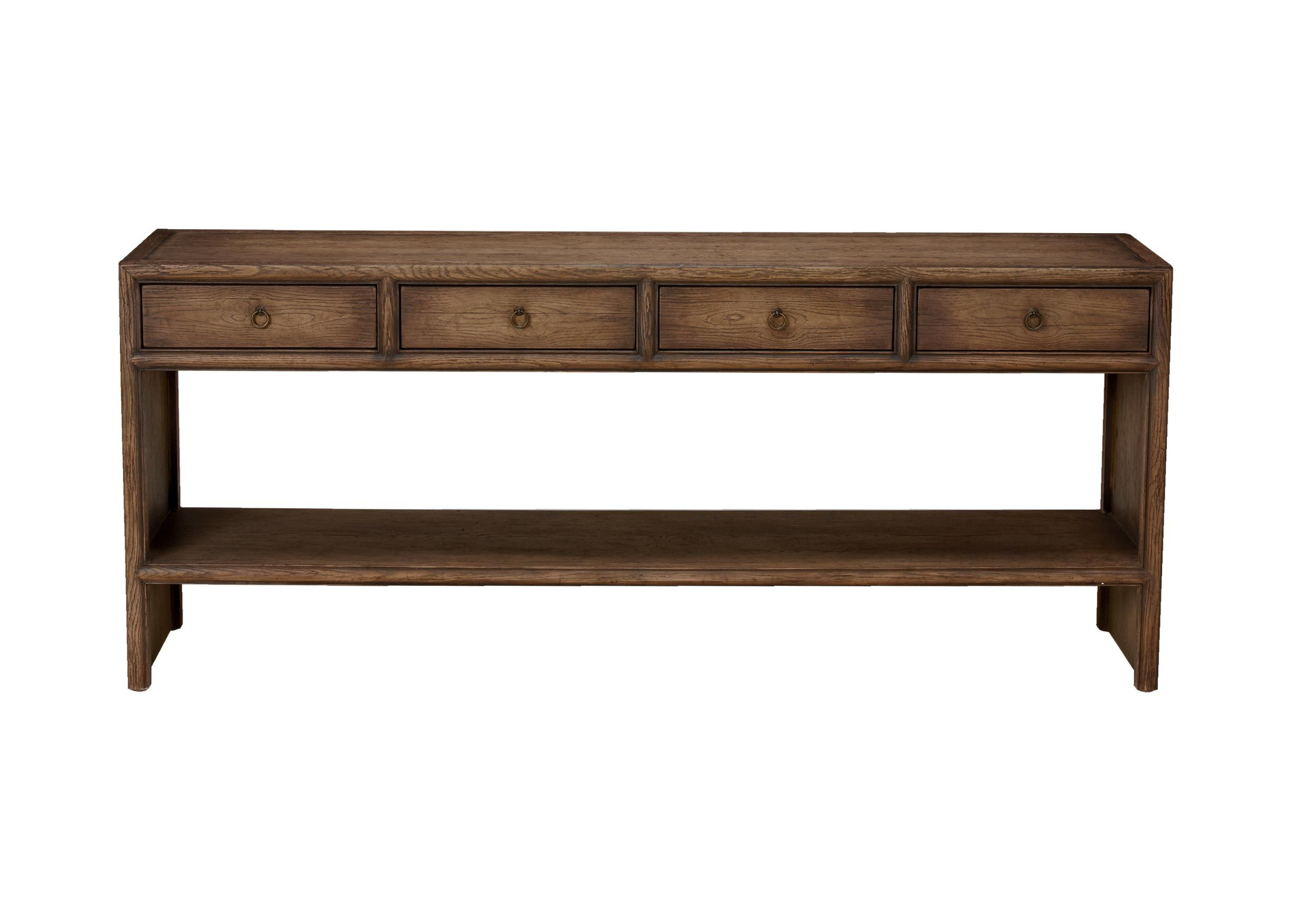 Large Shogun Console Table | Console Tables | Ethan Allen | Ethan In Ethan Console Tables (View 14 of 20)