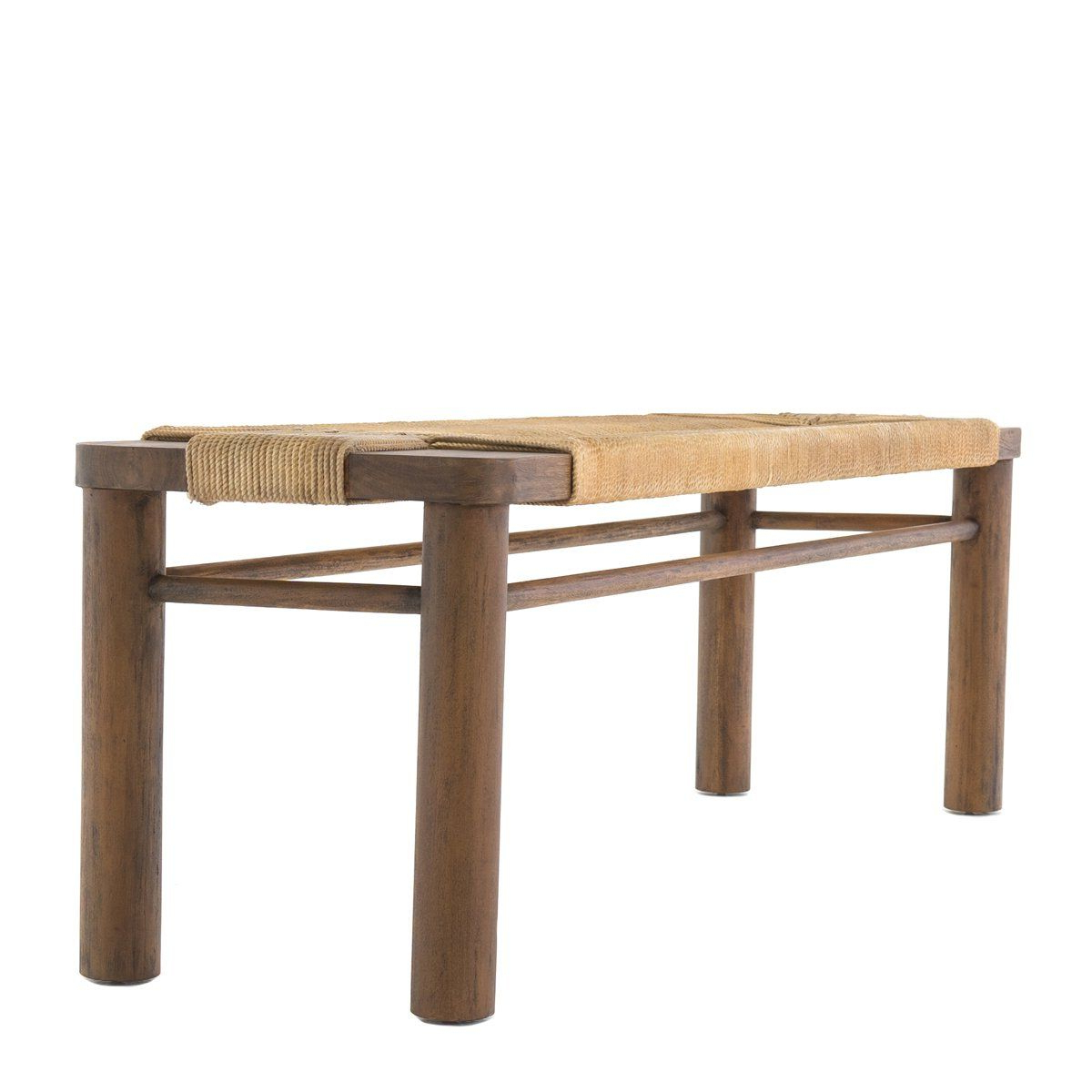 Lark Bench – Russet Mahogany | Pinterest | Bench In Parsons Walnut Top & Brass Base 48x16 Console Tables (View 6 of 20)