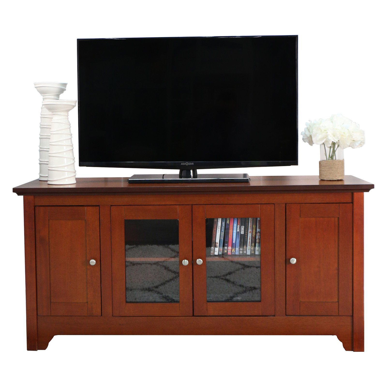 Leick Laurent 50 In. Tv Stand | Hayneedle With Regard To Laurent 50 Inch Tv Stands (Gallery 16 of 20)