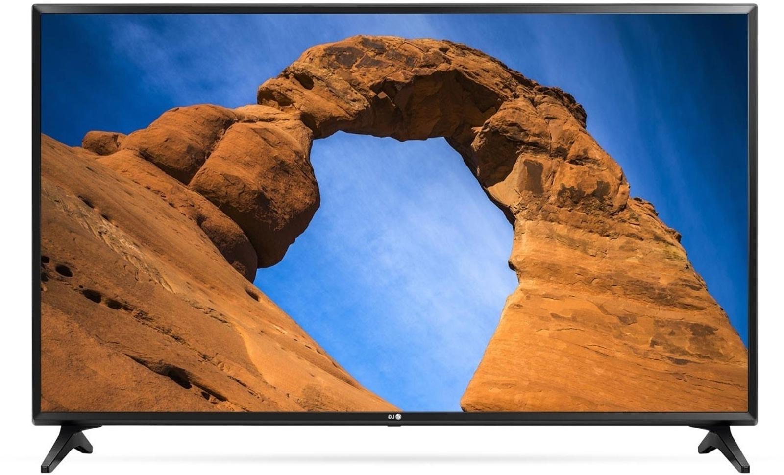 """Lg 49Lk5900 49"""" 123 Ekran Uydu Alıcılı Full Hd Smart Led Tv Intended For Kai 63 Inch Tv Stands (View 15 of 20)"""