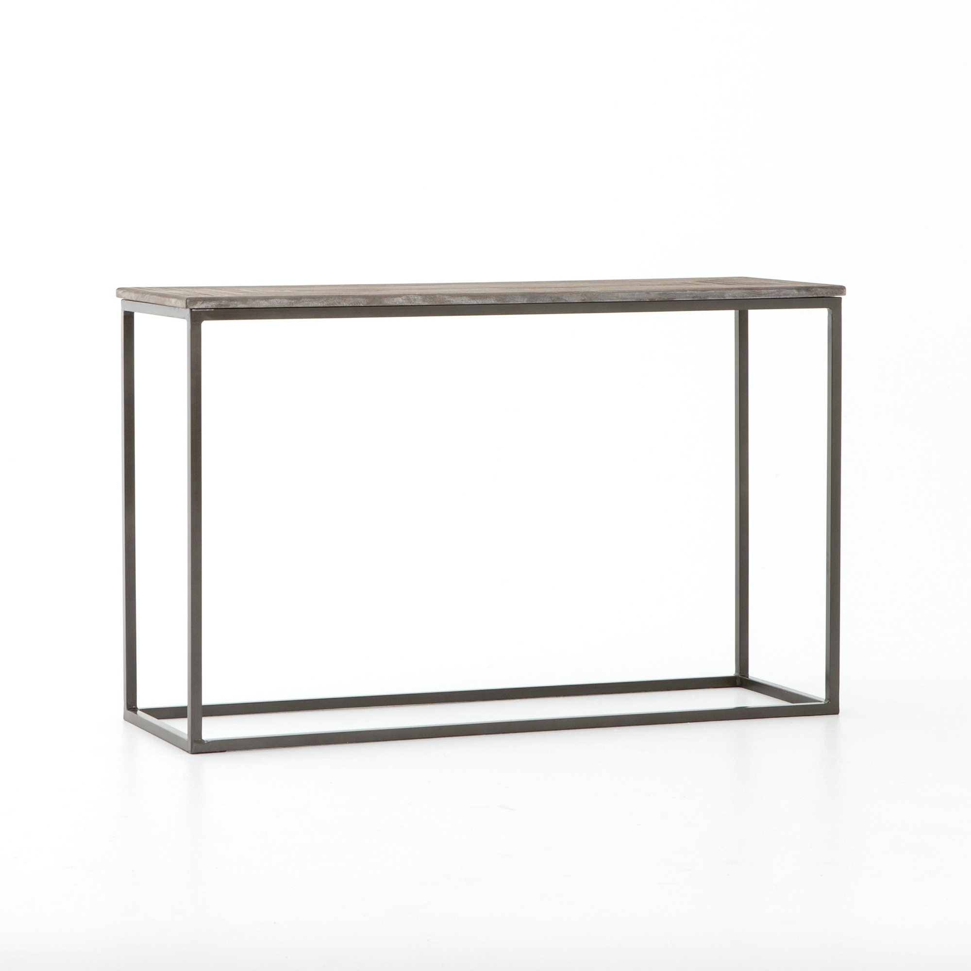 Linden Console Table (irck 119a)four Hands With Regard To Balboa Carved Console Tables (View 19 of 20)