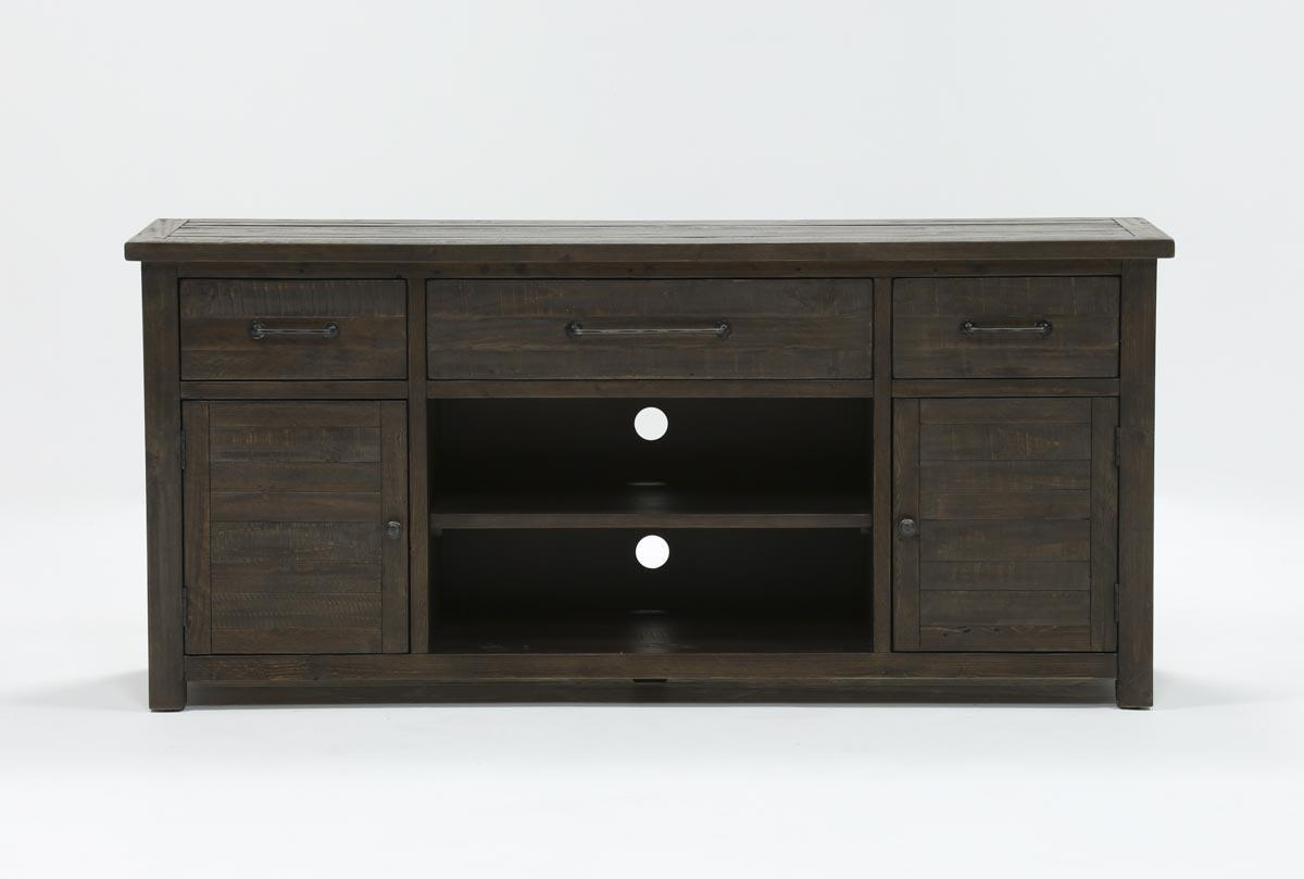 Maddy 70 Inch Tv Stand | Living Spaces Regarding Maddy 60 Inch Tv Stands (Gallery 1 of 20)