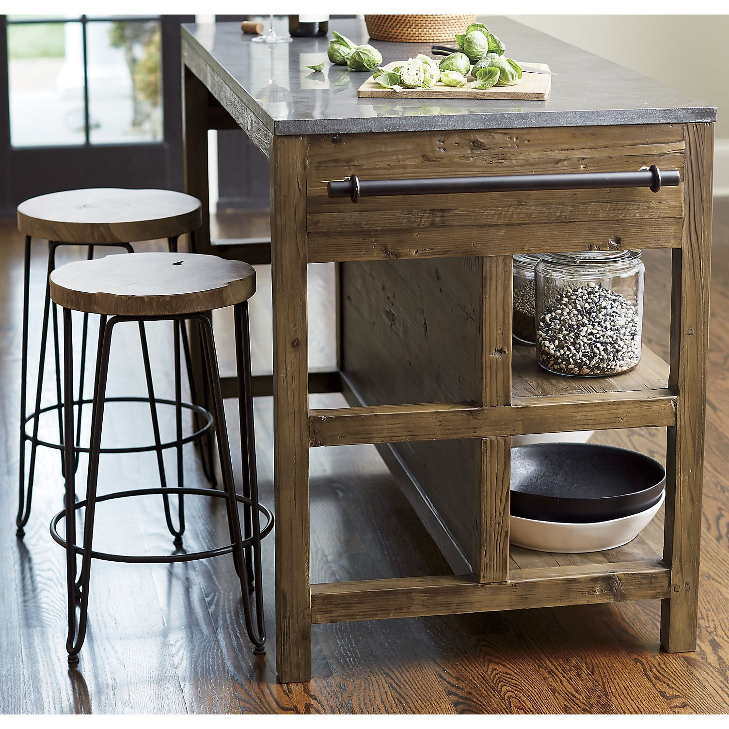 Magnificent Kitchen Console Table Or Bluestone Reclaimed Wood Pertaining To Bluestone Console Tables (View 15 of 20)