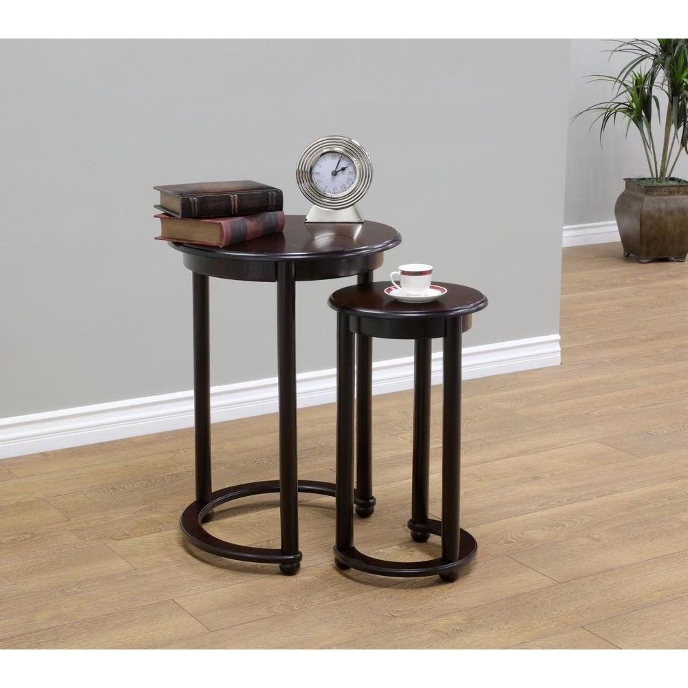 Marble Nesting Coffee Table — Edselowners : How To Make Nesting For Elke Marble Console Tables With Polished Aluminum Base (View 11 of 20)