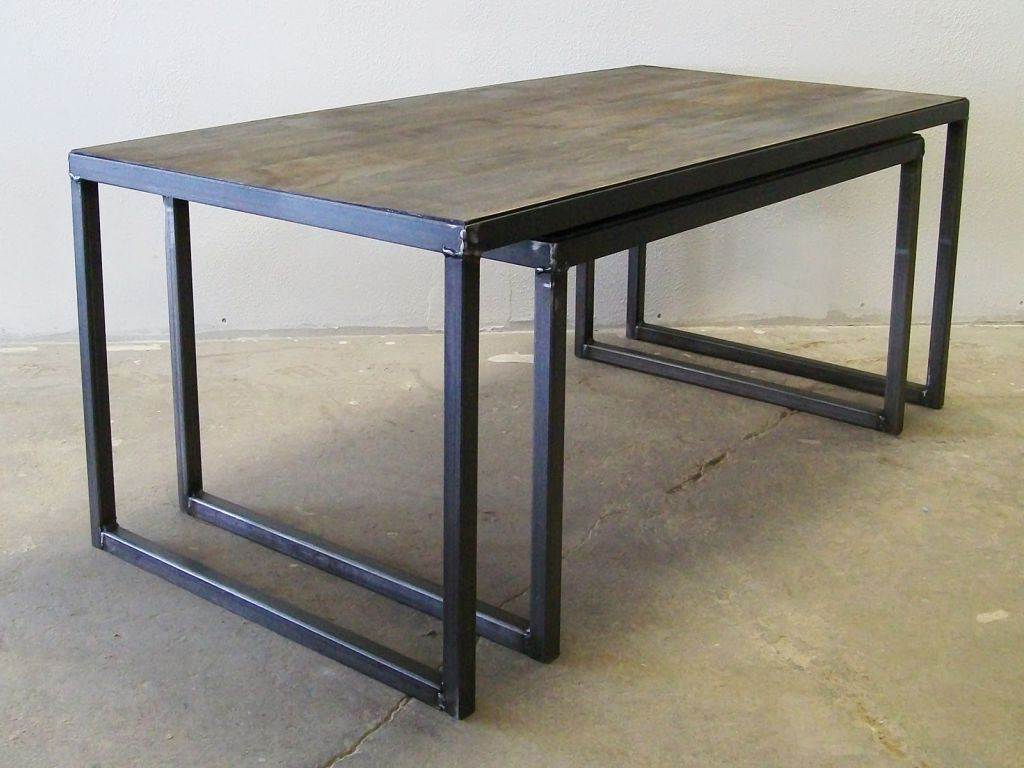 Marble Nesting Coffee Table — Edselowners : How To Make Nesting Throughout Elke Marble Console Tables With Polished Aluminum Base (Gallery 19 of 20)