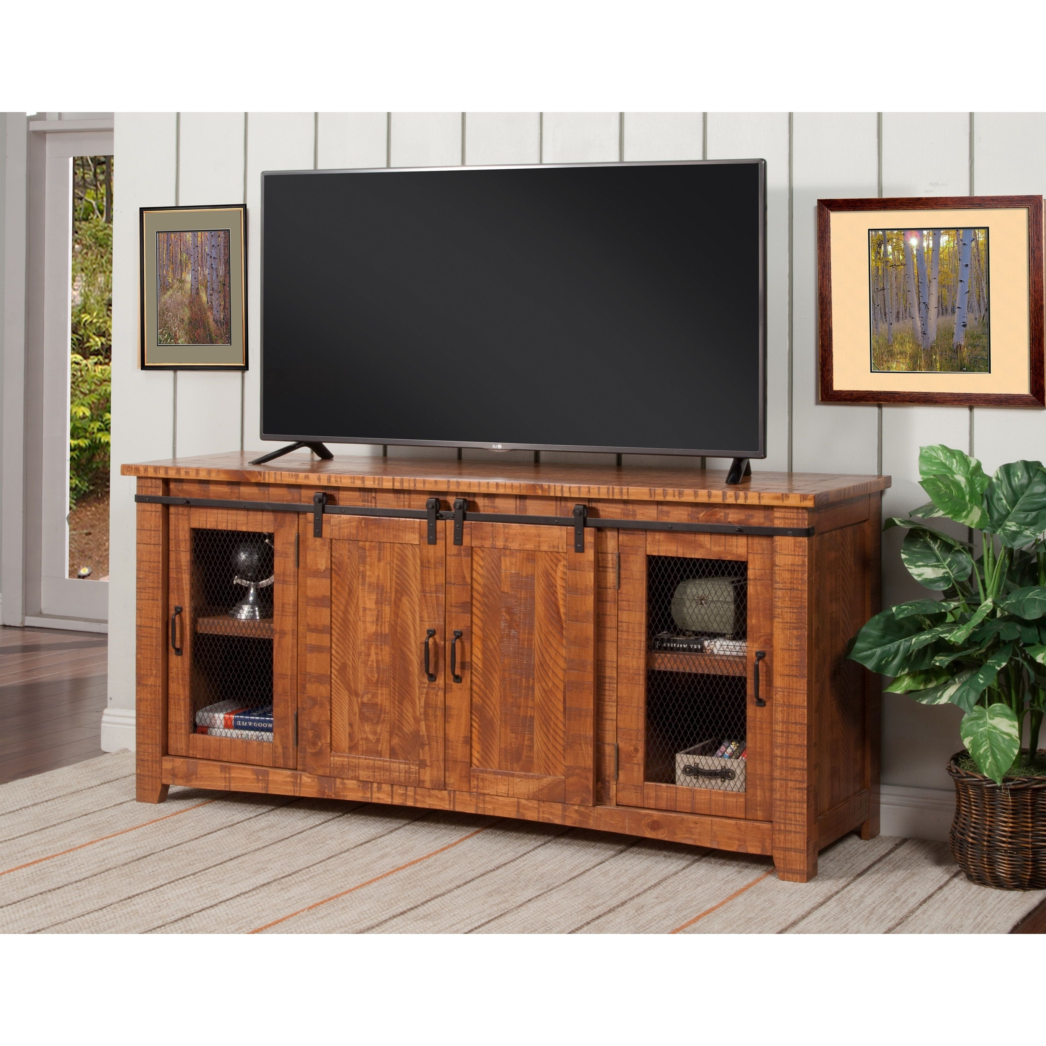 "Martin Svensson Home Omaha 65"" Tv Stand – 65 Inches In Width 