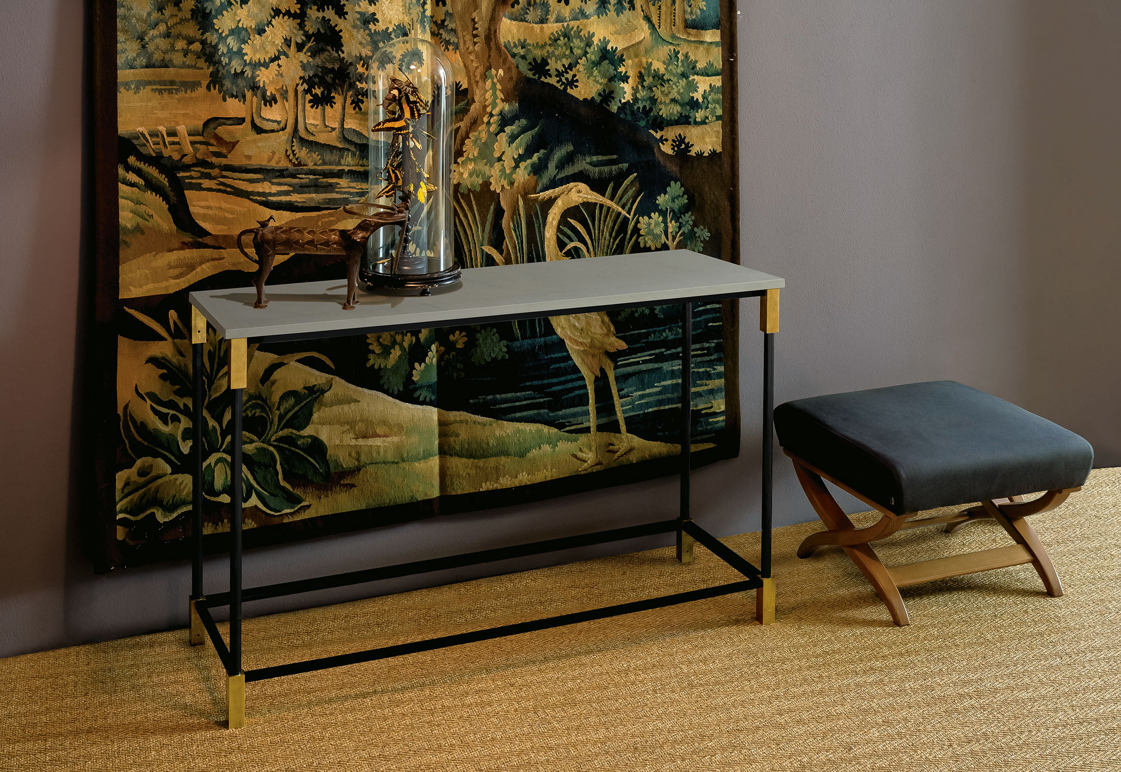 Match Console Tablearflex | Stylepark Regarding Natural 2 Door Plasma Console Tables (Gallery 15 of 20)