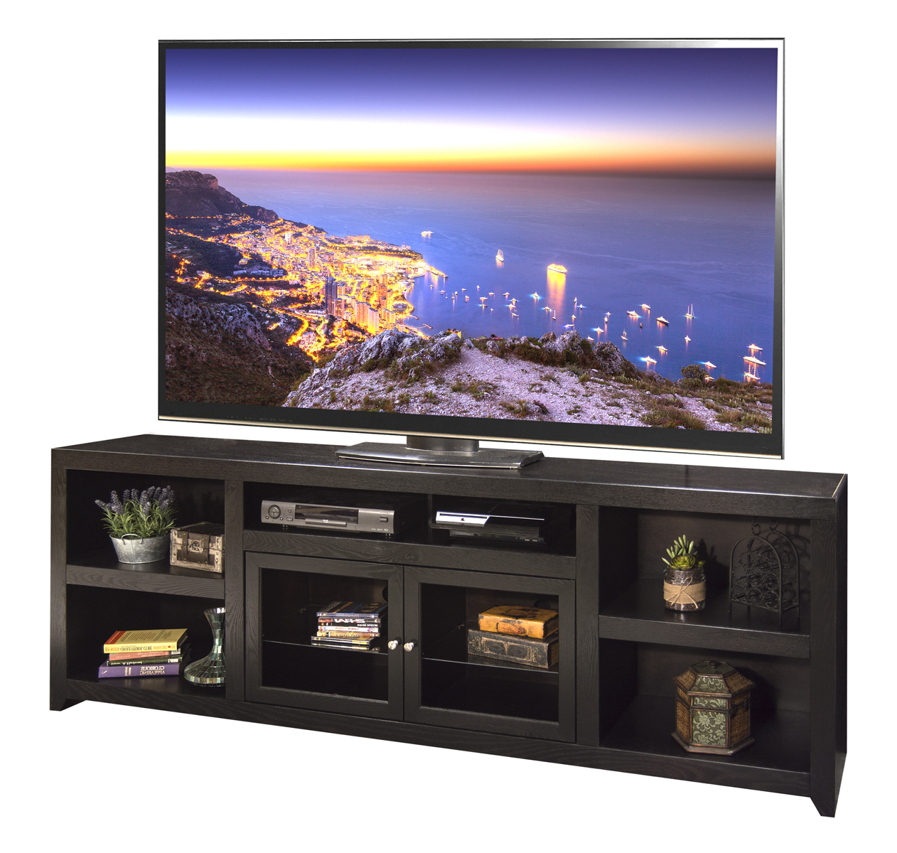 Media | Parkers Appliance With Annabelle Blue 70 Inch Tv Stands (Gallery 17 of 20)