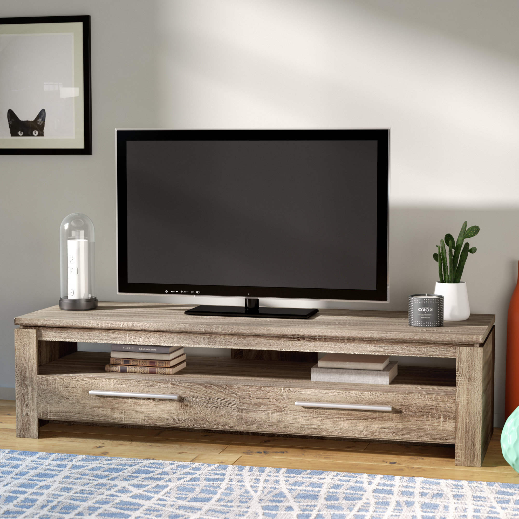 "Mercury Row Rorie Tv Stand For Tvs Up To 49"" & Reviews 