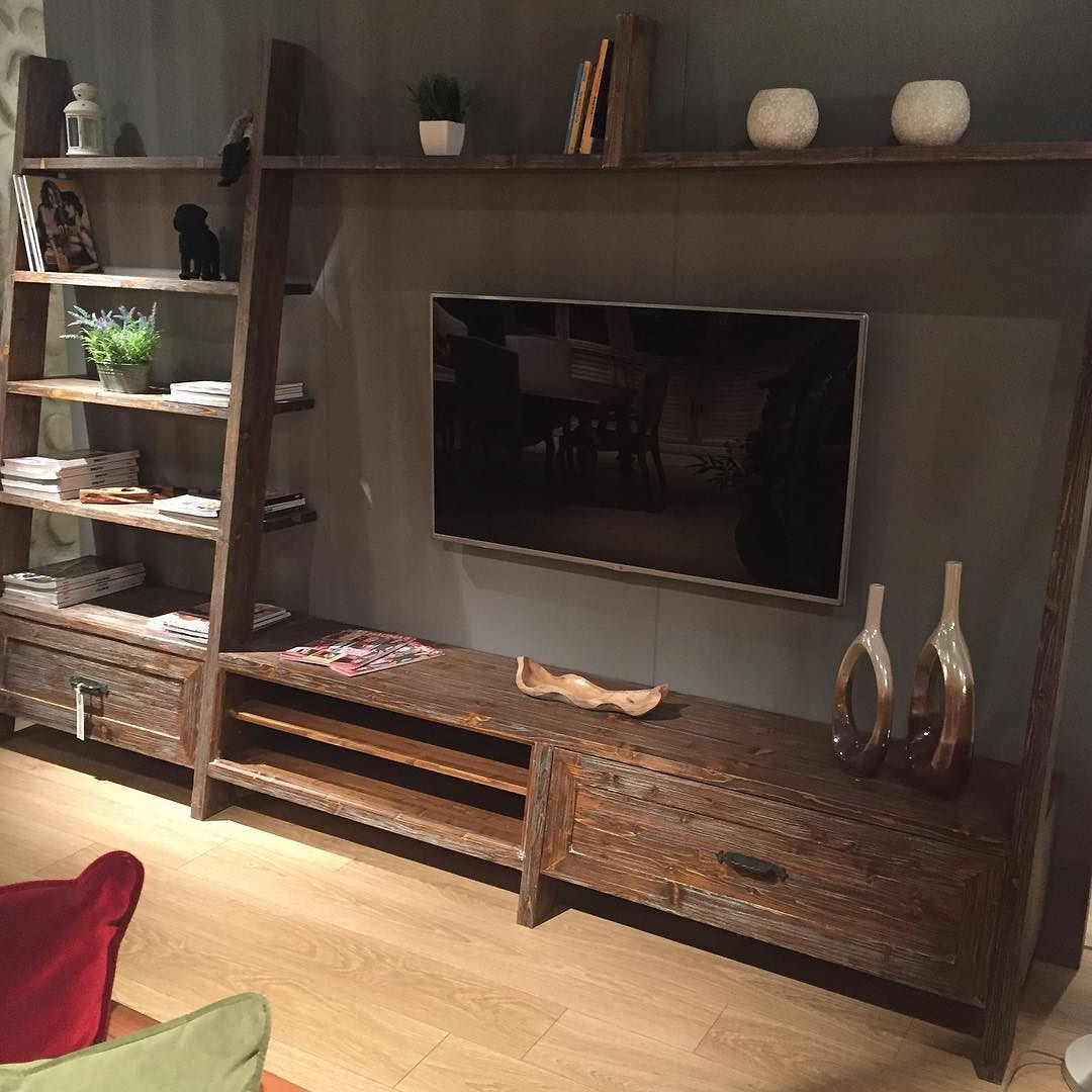 Merdiven Tv Ünitesikutahome | Tv Ünitesi, 2019 | Tv Unit Design With Regard To Cato 60 Inch Tv Stands (Gallery 19 of 20)