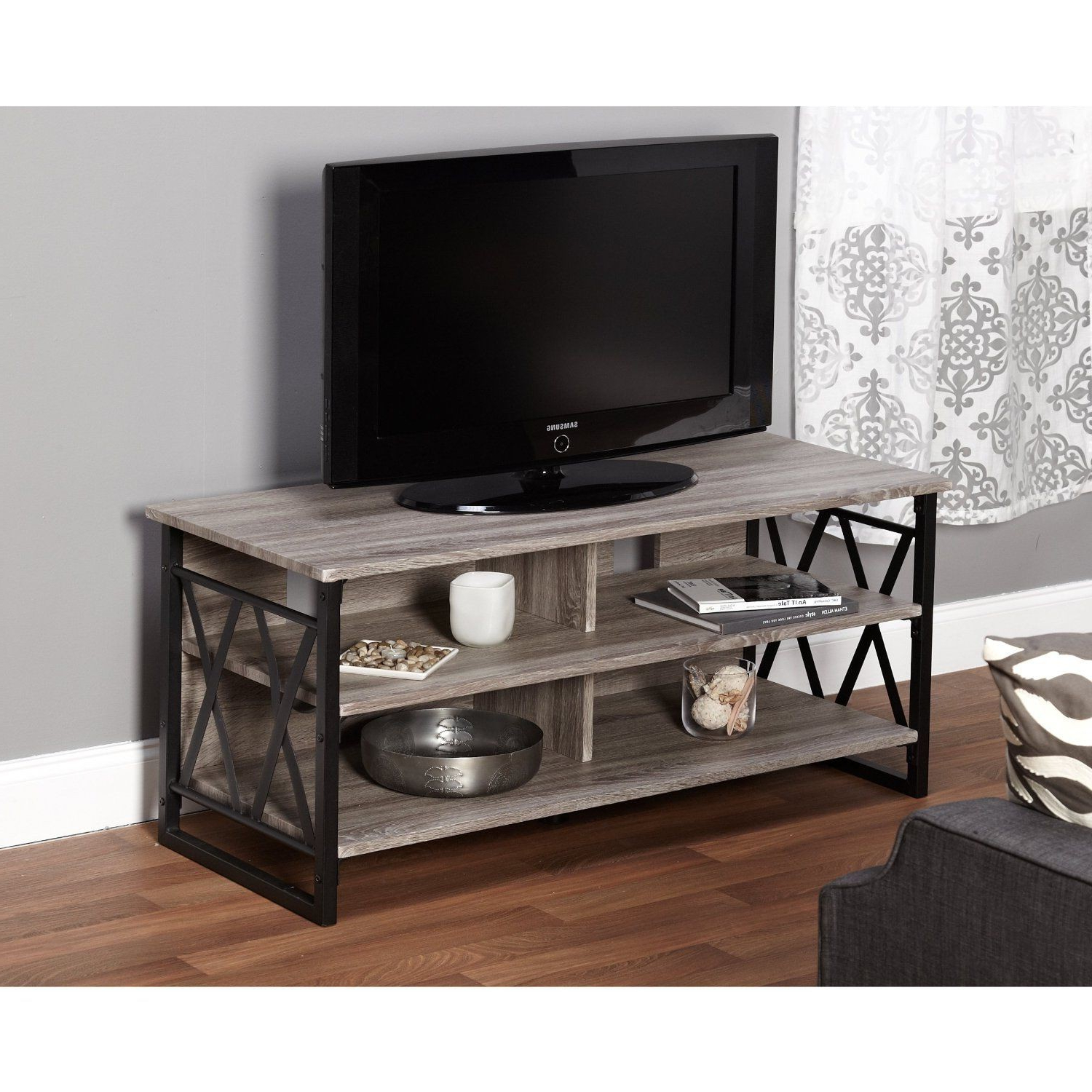 Metal Tv Stand (View 16 of 18)