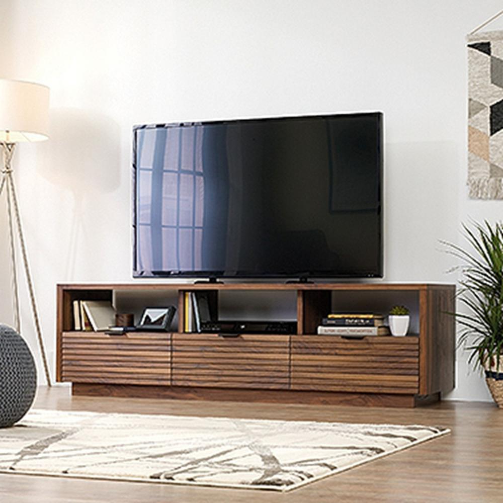 Mid Century Modern – Tv Stands – Living Room Furniture – The Home Depot Pertaining To Century White 60 Inch Tv Stands (View 10 of 20)