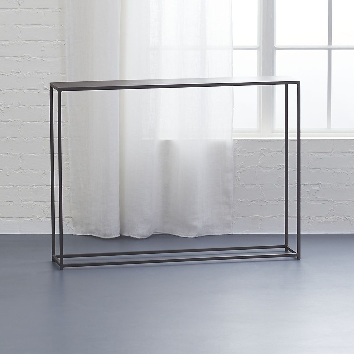 Mill Console Table | Vilniaus Baldai | Console Table, Console, Table Throughout Remi Console Tables (Gallery 20 of 20)