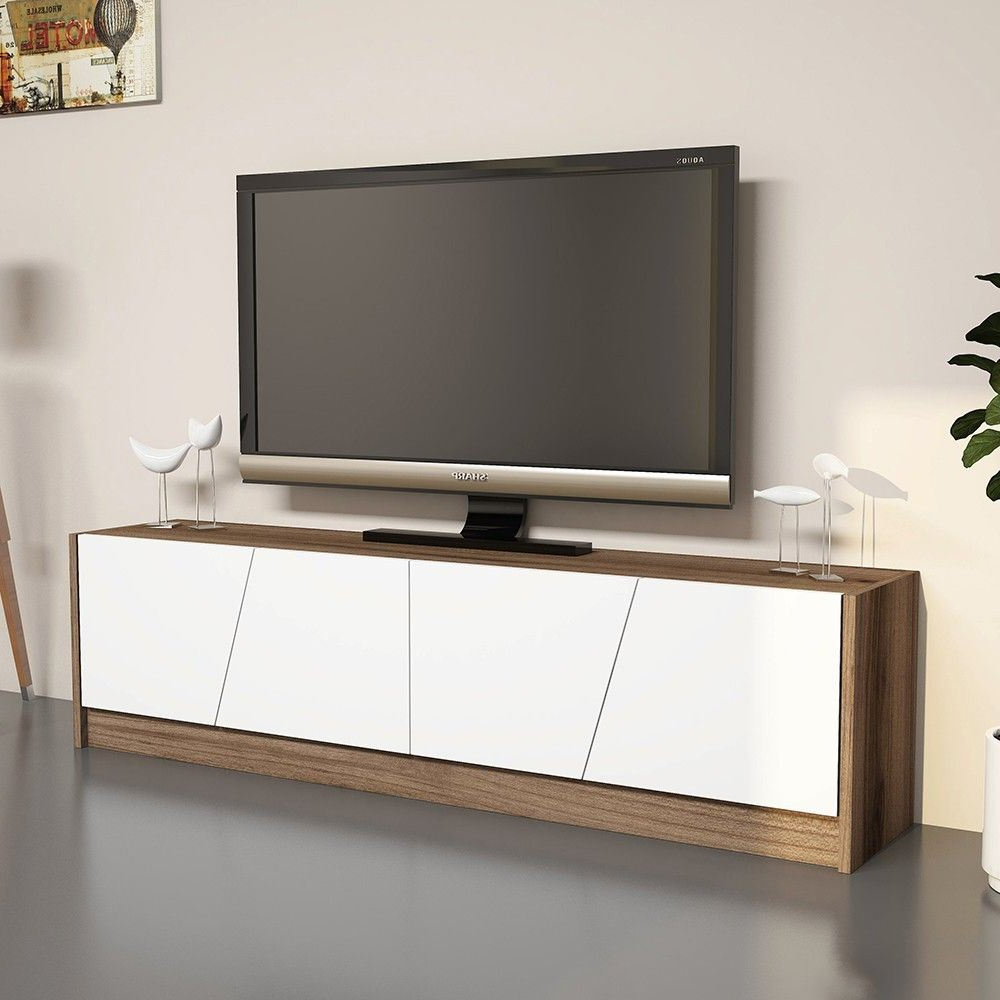 Minar Gold Tv Ünitesi – Çırağan | Tekzen With Cato 60 Inch Tv Stands (View 14 of 20)