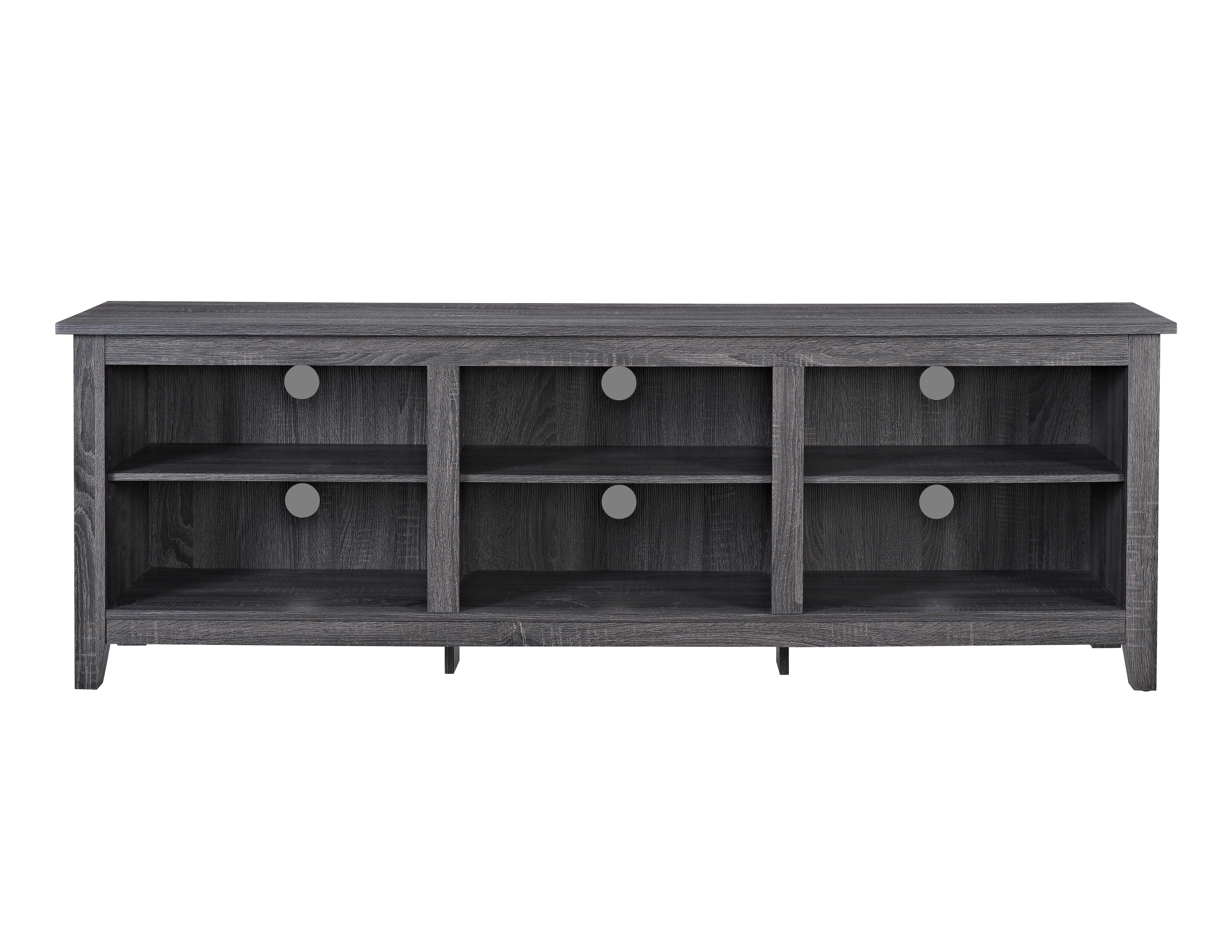 Modern 70 Inches And Larger Standard (24 32 Inches) Tv Stands For Walton Grey 60 Inch Tv Stands (View 17 of 20)