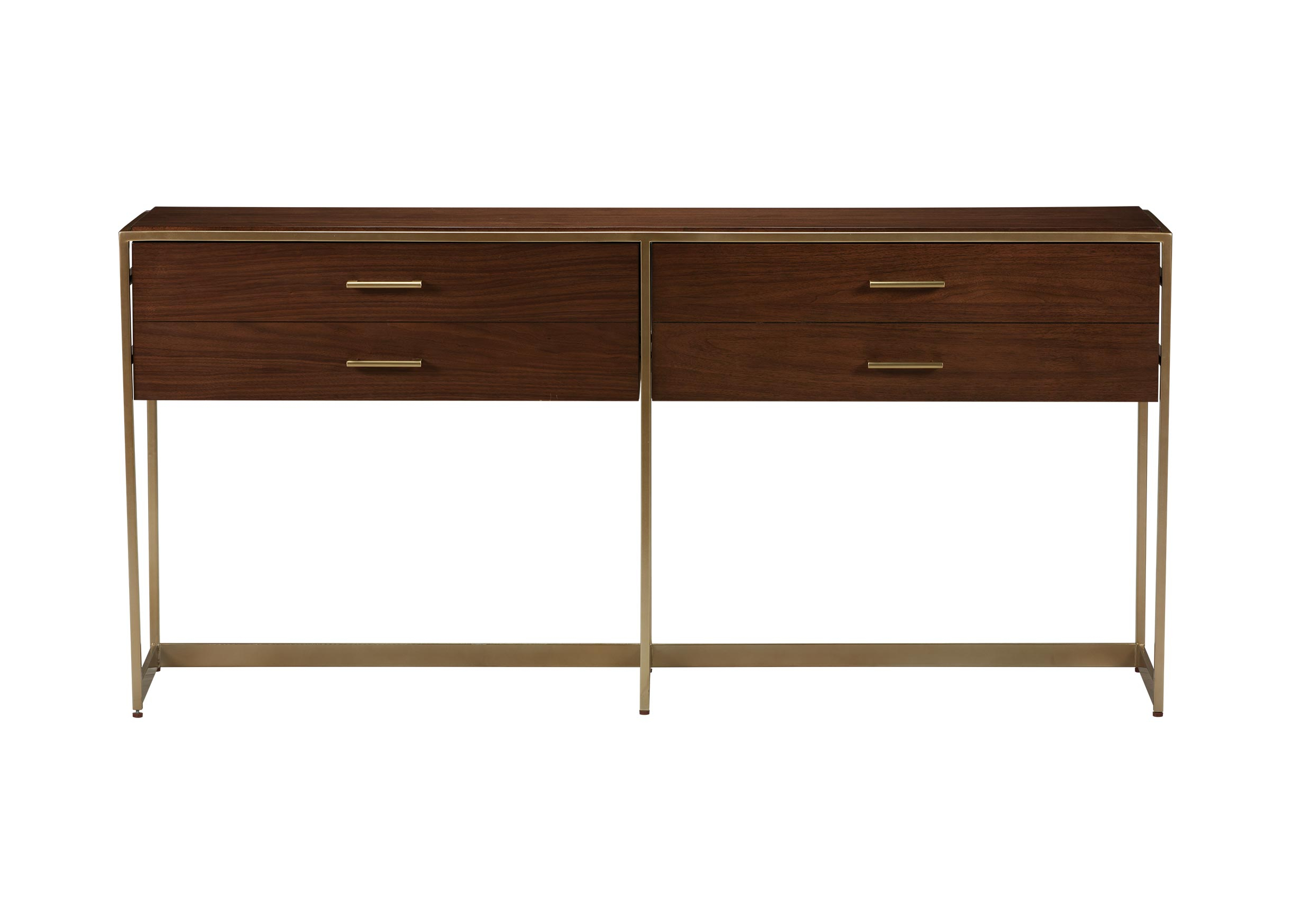 Montclaire Modern Console Table With Drawers | Ethan Allen Inside Ethan Console Tables (View 15 of 20)
