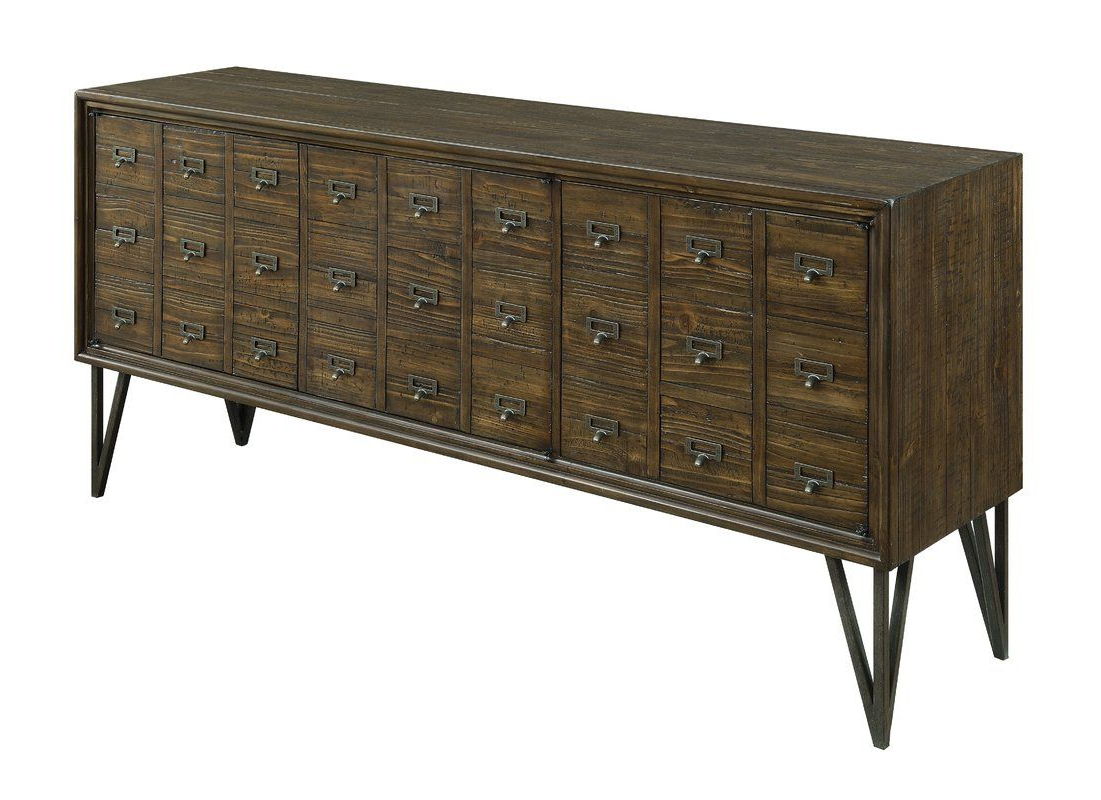 Munden Credenza | Client1 | Credenza, Drawers, Cabinet Intended For Wakefield 85 Inch Tv Stands (View 9 of 20)