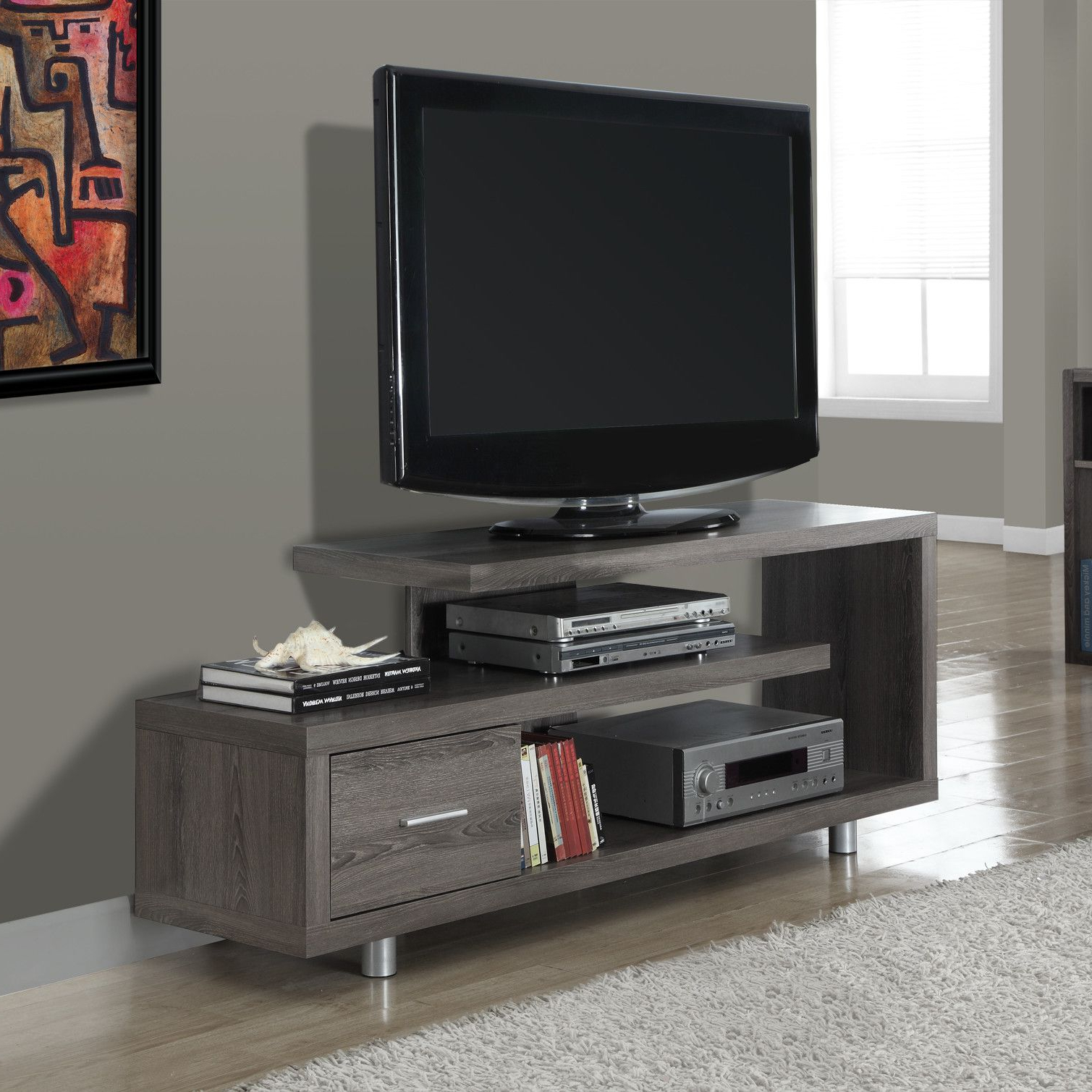 """Myrna 60"""" Tv Stand 