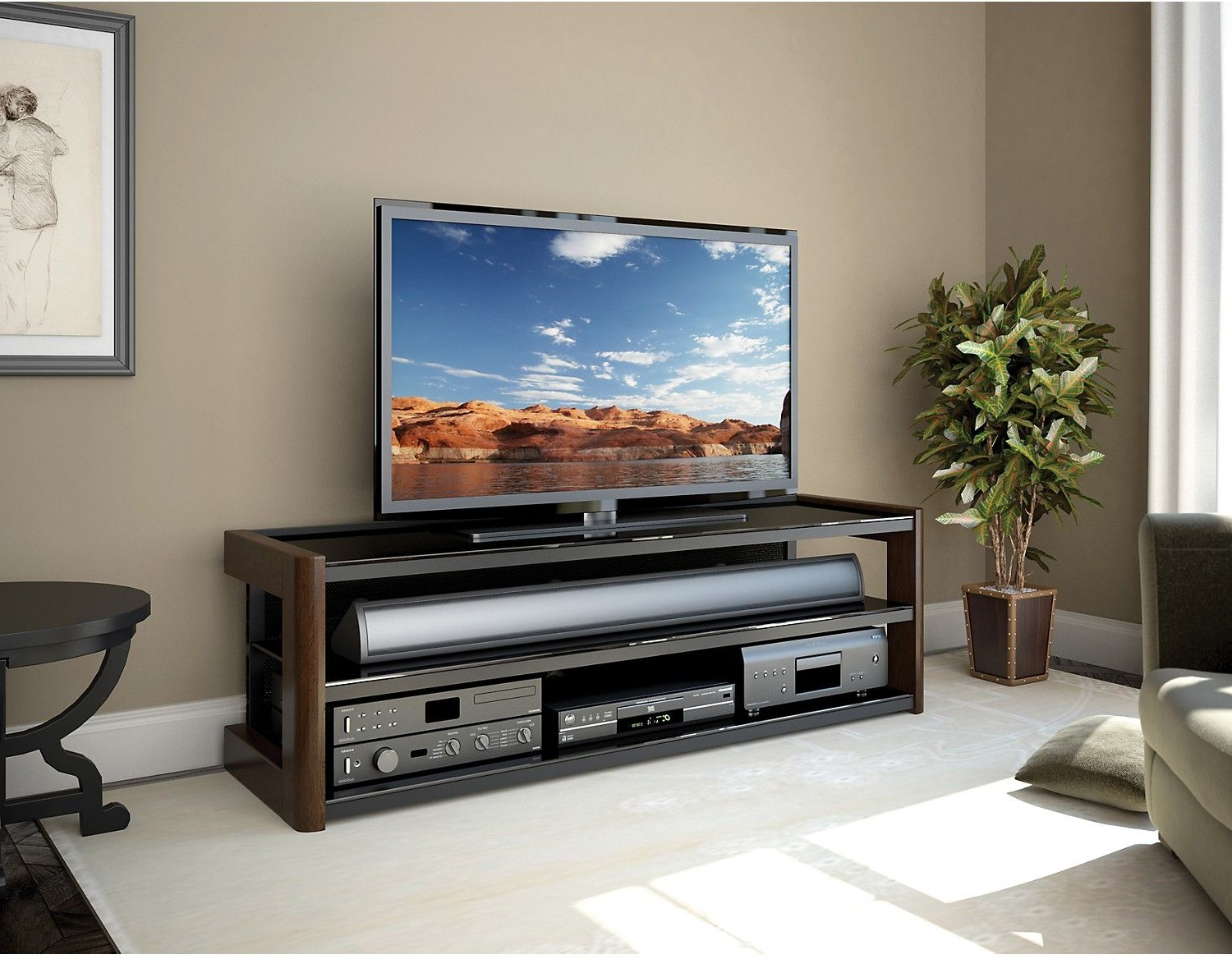 """Nepal 60"""" Tv Stand 