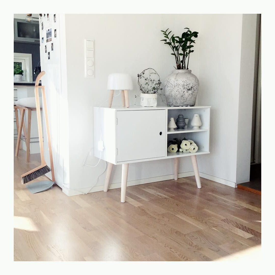 Oplev Cabinet☀ #livingroom #jysk   H   Pinterest   Dorm Pertaining To Dixon Black 65 Inch Highboy Tv Stands (View 14 of 20)