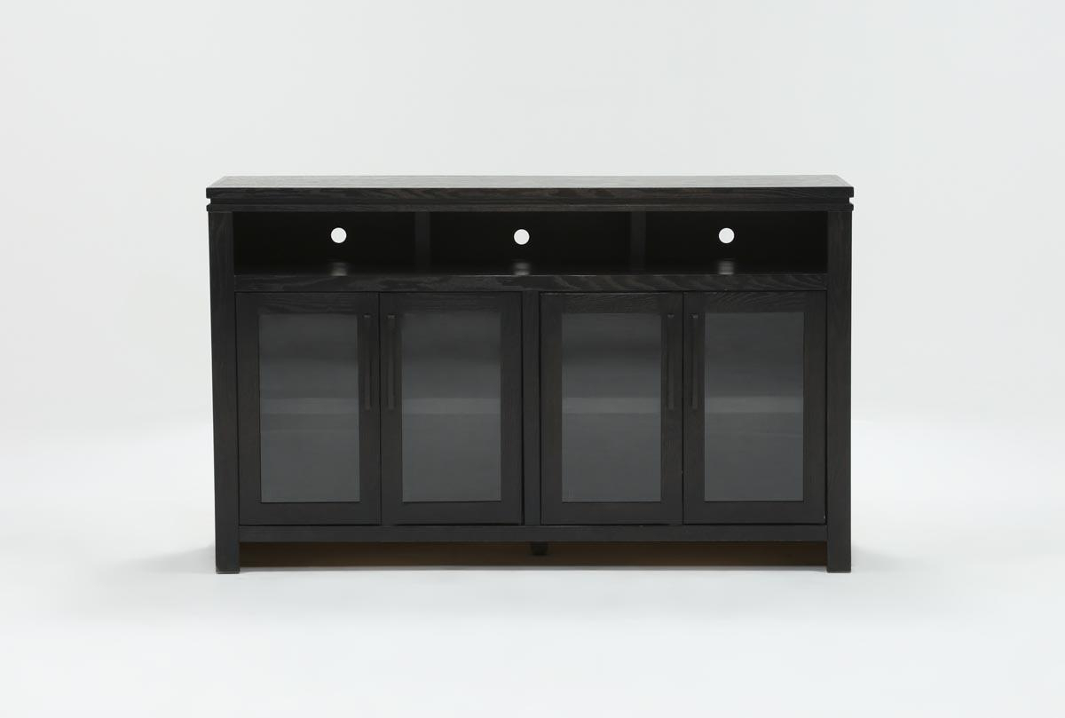 Oxford 60 Inch Tv Stand | Living Spaces Throughout Ducar 74 Inch Tv Stands (View 16 of 20)