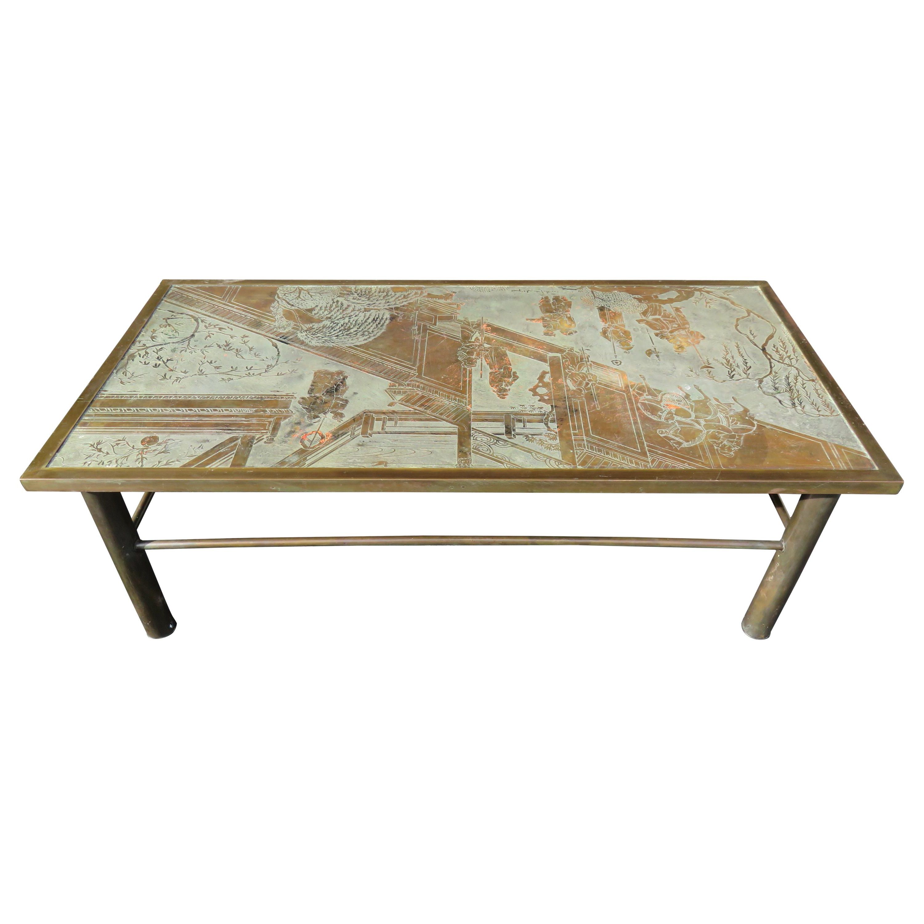 Philip And Kelvin Laverne Tables – 132 For Sale At 1Stdibs Regarding Phillip Brass Console Tables (View 10 of 20)