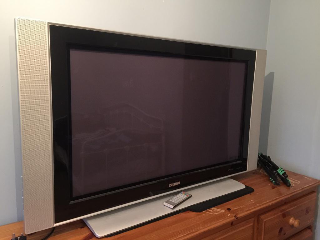 "Philips 40"" Plasma Tv 