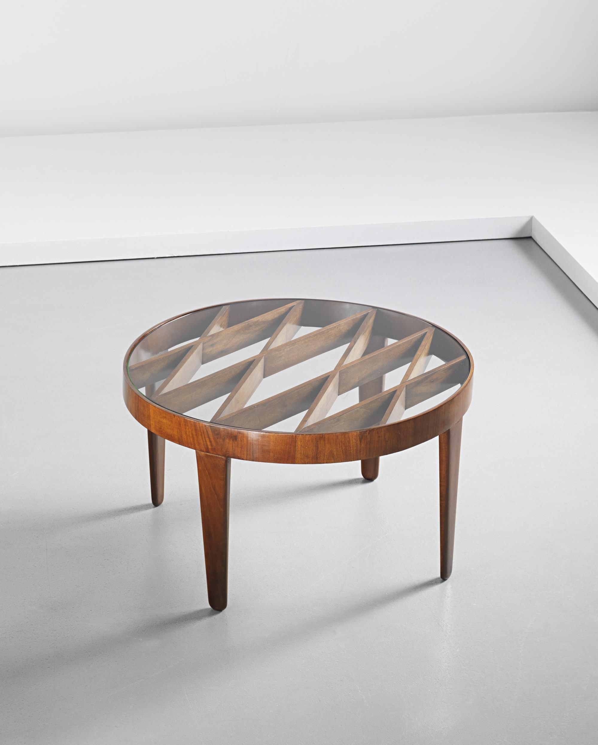 Phillips : Uk050212, Gio Ponti, Coffee Table | Interior | Pinterest Throughout Phillip Brass Console Tables (Gallery 12 of 20)