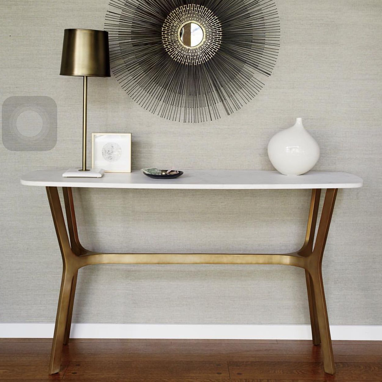 Photocrate & Barrel | Deco Inspirations | Pinterest | Crates And For Elke Marble Console Tables With Polished Aluminum Base (Gallery 11 of 20)