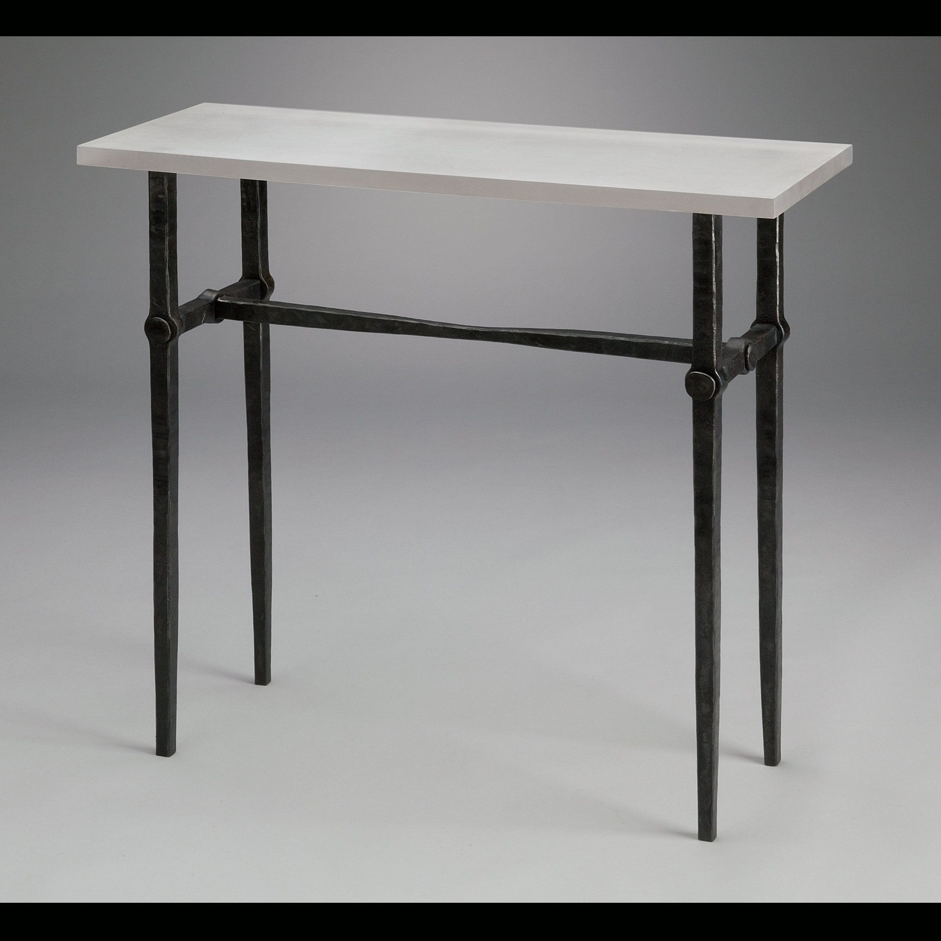 Pinjulia Forbes On Patio Ideas | Table, Console Table, Narrow Throughout Parsons Clear Glass Top & Dark Steel Base 48X16 Console Tables (Gallery 5 of 20)