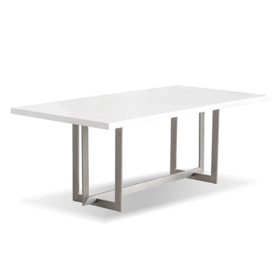 Remi Dining Table | Industrial Revolution Modern Furniture Store In For Remi Console Tables (View 16 of 20)