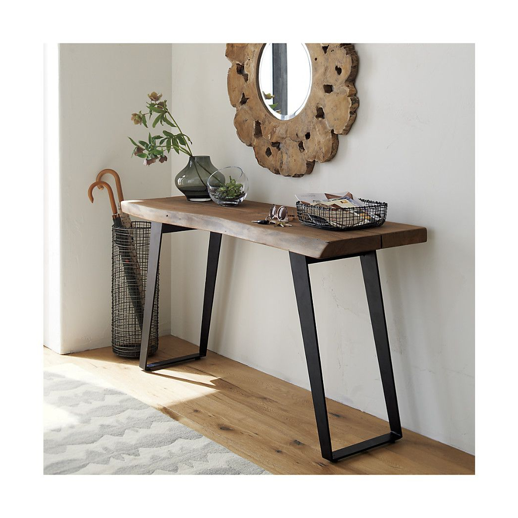 Root Round Wall Mirror In 2018 | 80005 | Console Table, Table, Console Within Yukon Grey Console Tables (View 2 of 20)