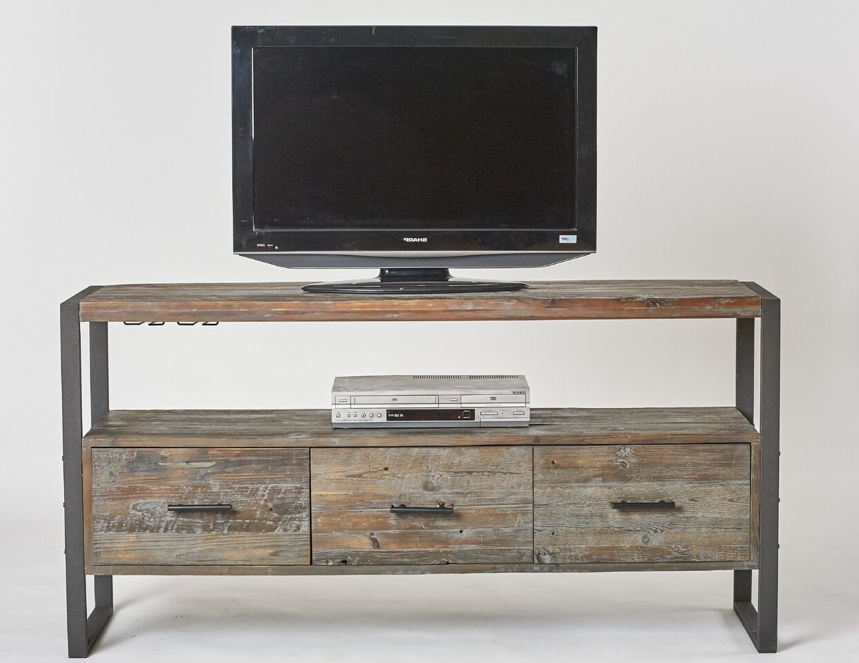 Rustic Antique Tv Stand | Wayfair In Century Sky 60 Inch Tv Stands (Gallery 17 of 20)