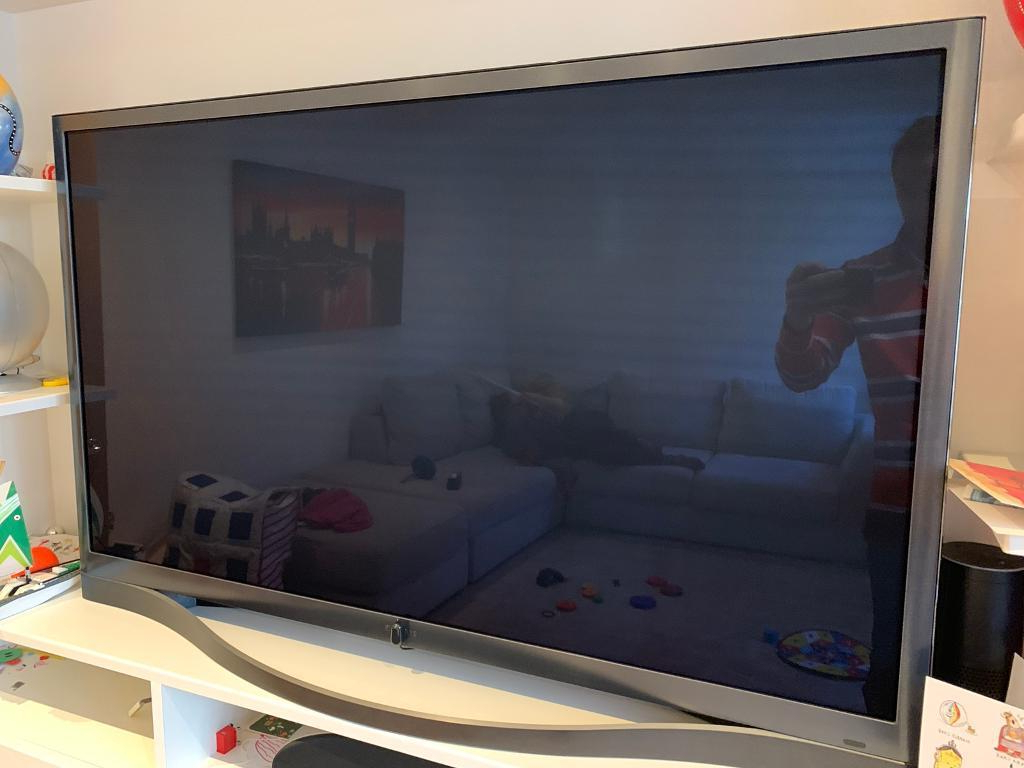 "Samsung 51"" 8500 Plasma – Spares Or Repairs 