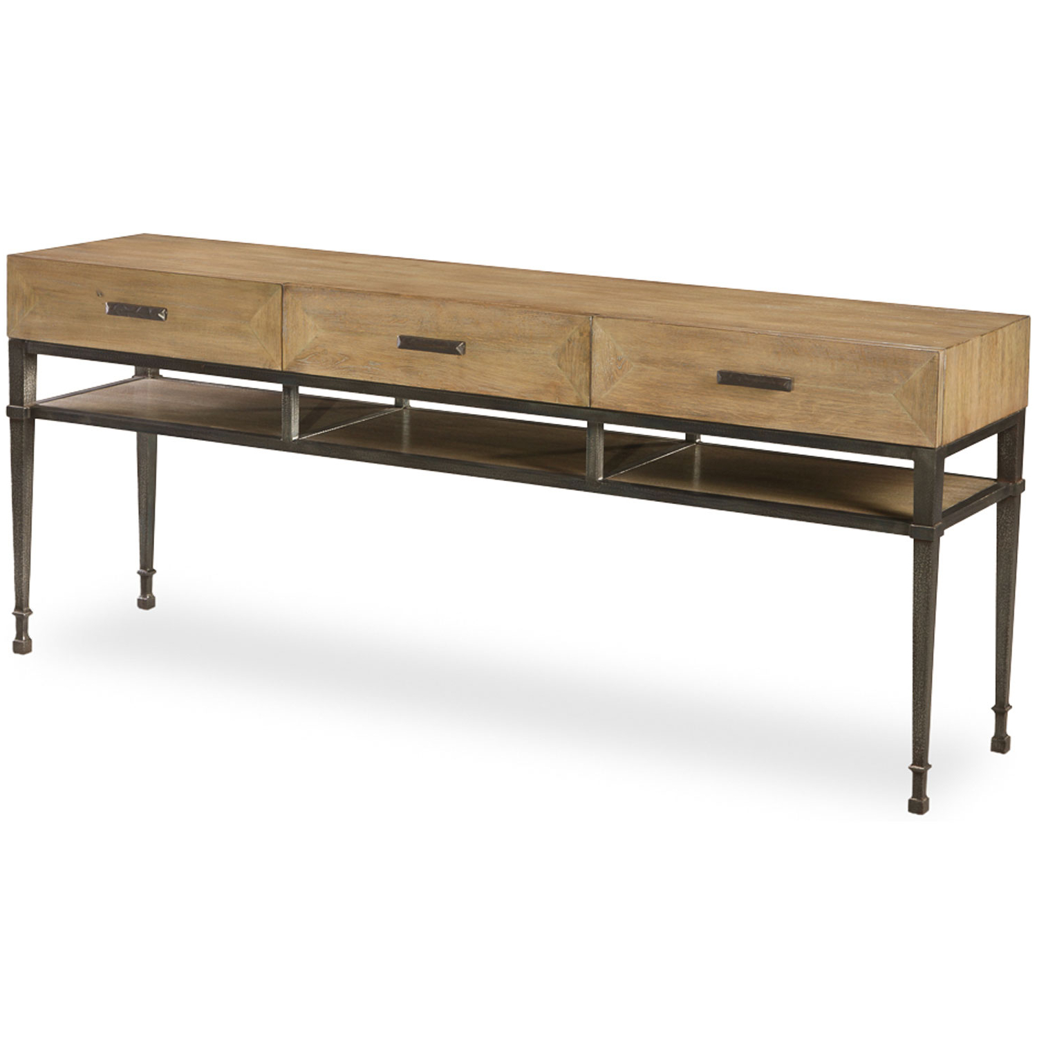 Sarreid Soho Media Console 77 135 | Bellacor With Regard To Gunmetal Media Console Tables (View 16 of 20)