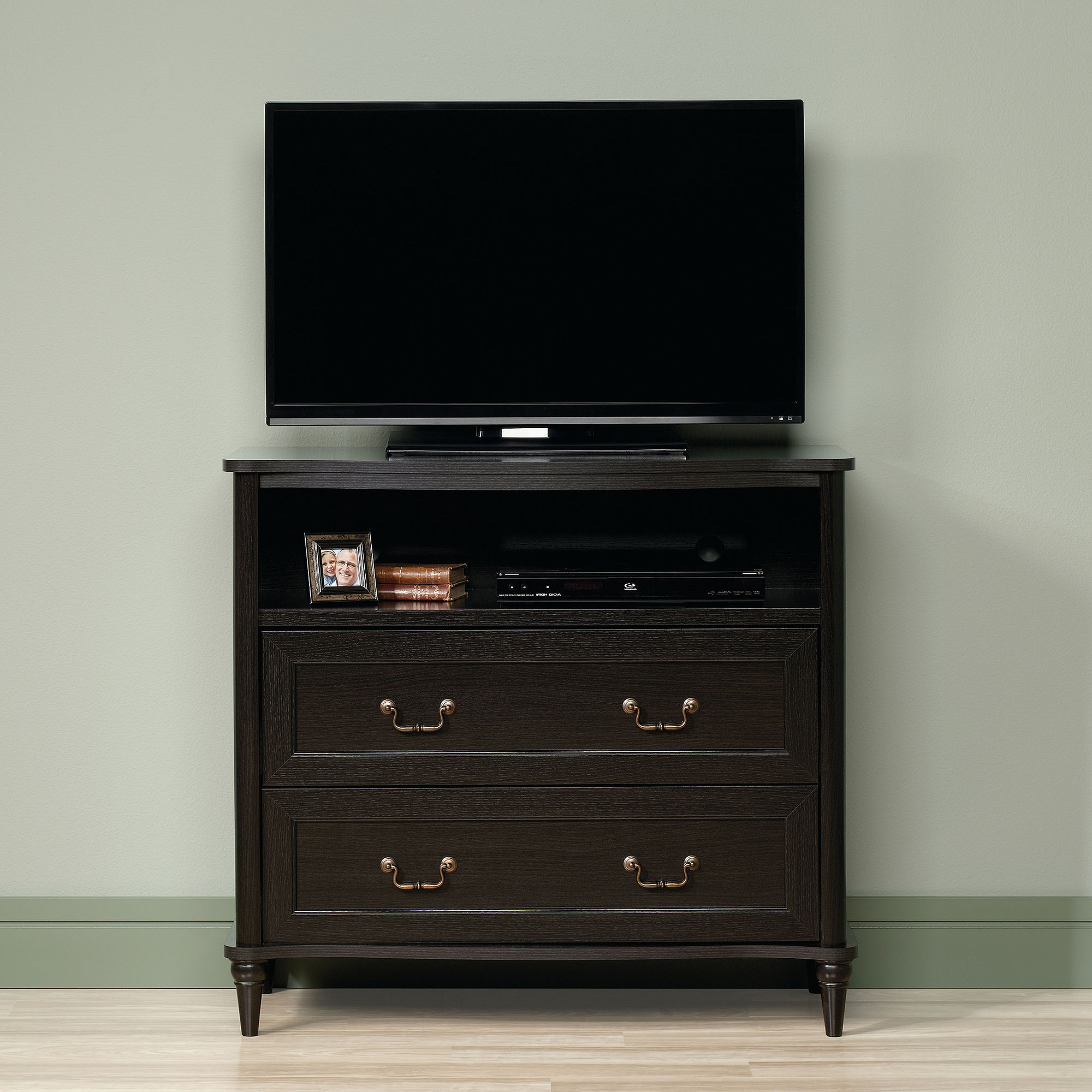 Sauder Wakefield Furniture Collection – Walmart Pertaining To Wakefield 85 Inch Tv Stands (View 3 of 20)