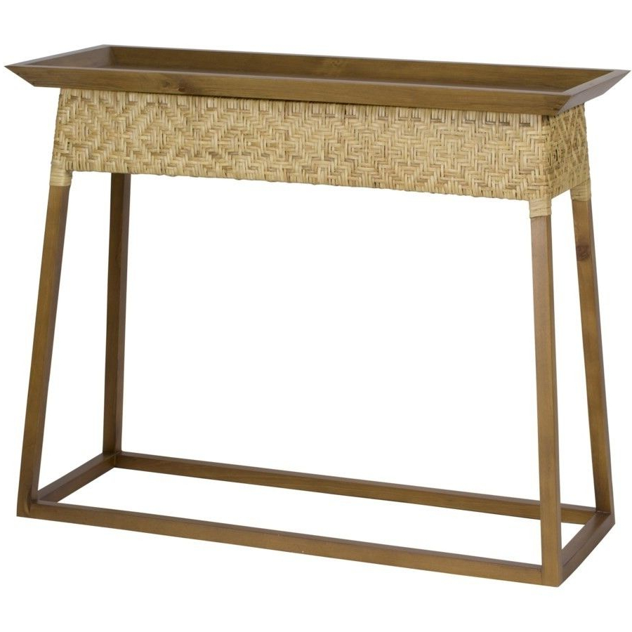 Selamat Ojai Console Table | Furniture | Console Table, Console, Table Inside Yukon Natural Console Tables (View 9 of 20)