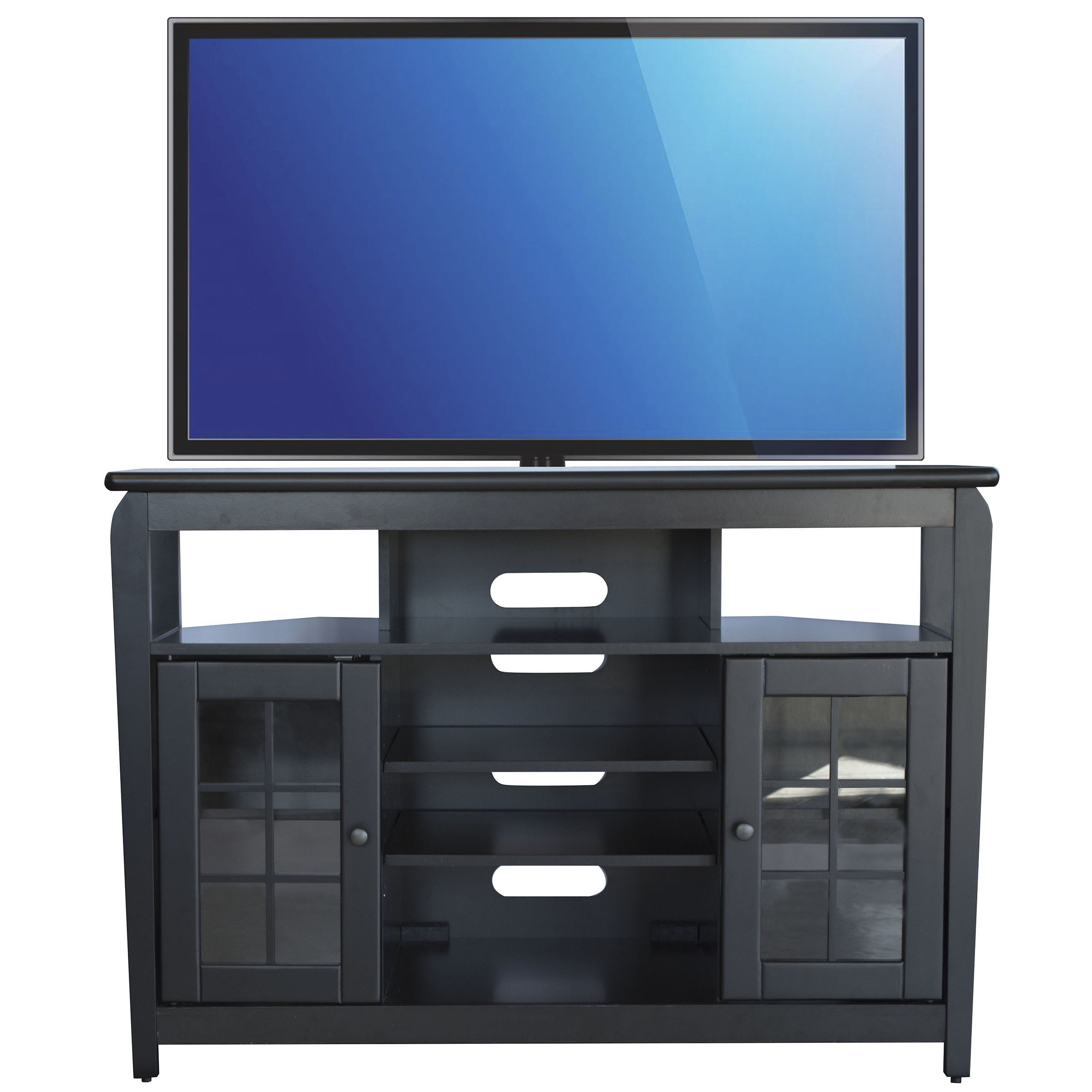 Shop Amos Barash – Free Shipping Today – Overstock – 16067322 With Regard To Laurent 50 Inch Tv Stands (View 11 of 20)
