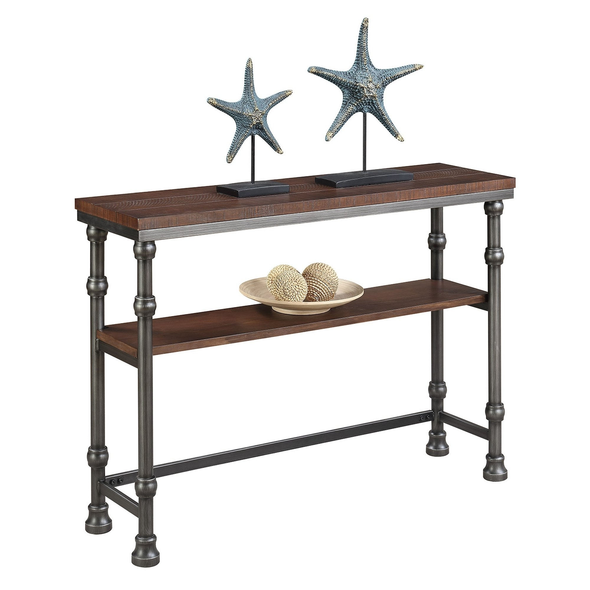 Shop Convenience Concepts Yukon Console Table – Free Shipping Today Inside Yukon Natural Console Tables (Gallery 5 of 20)