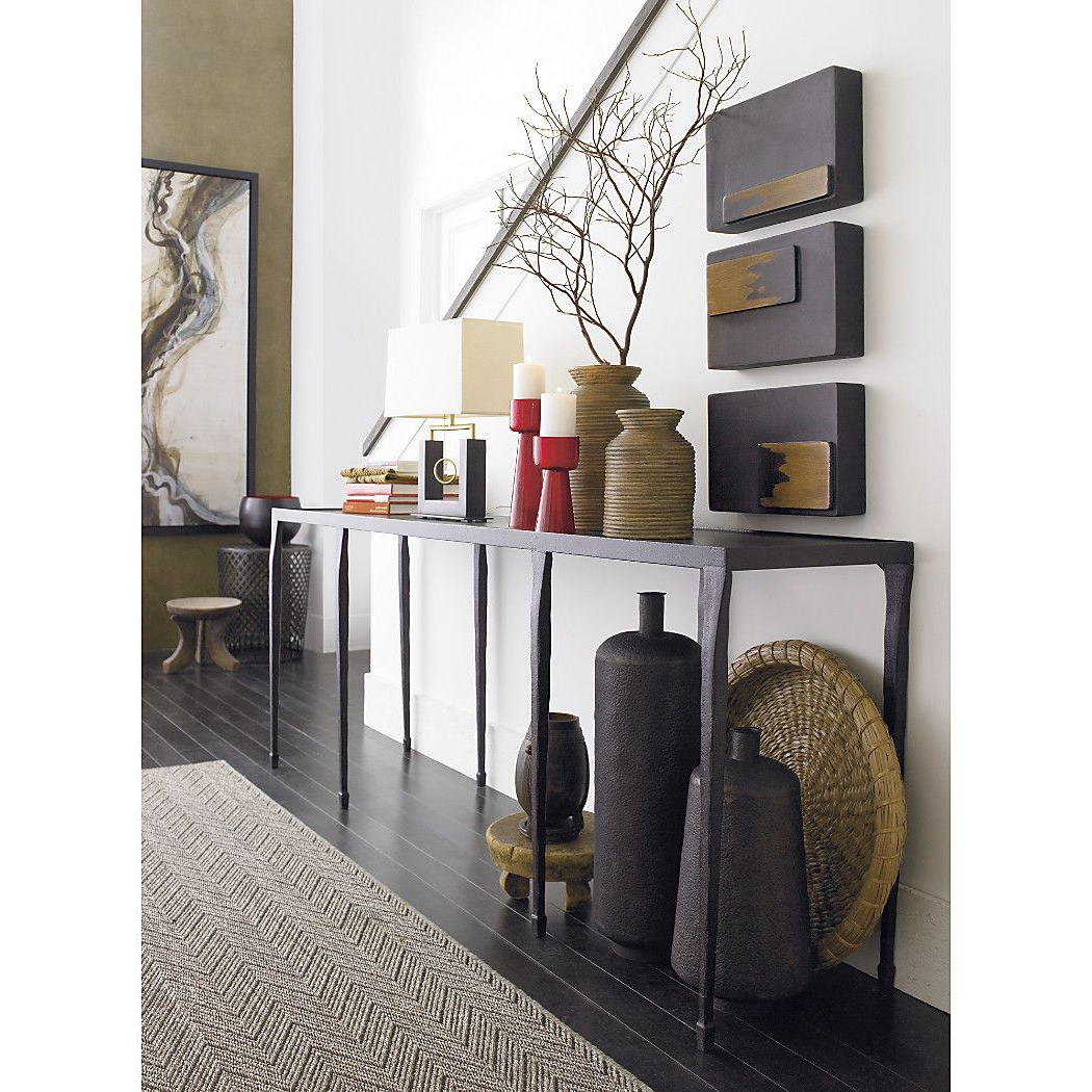 Shop Silviano Long Console Table (View 18 of 20)