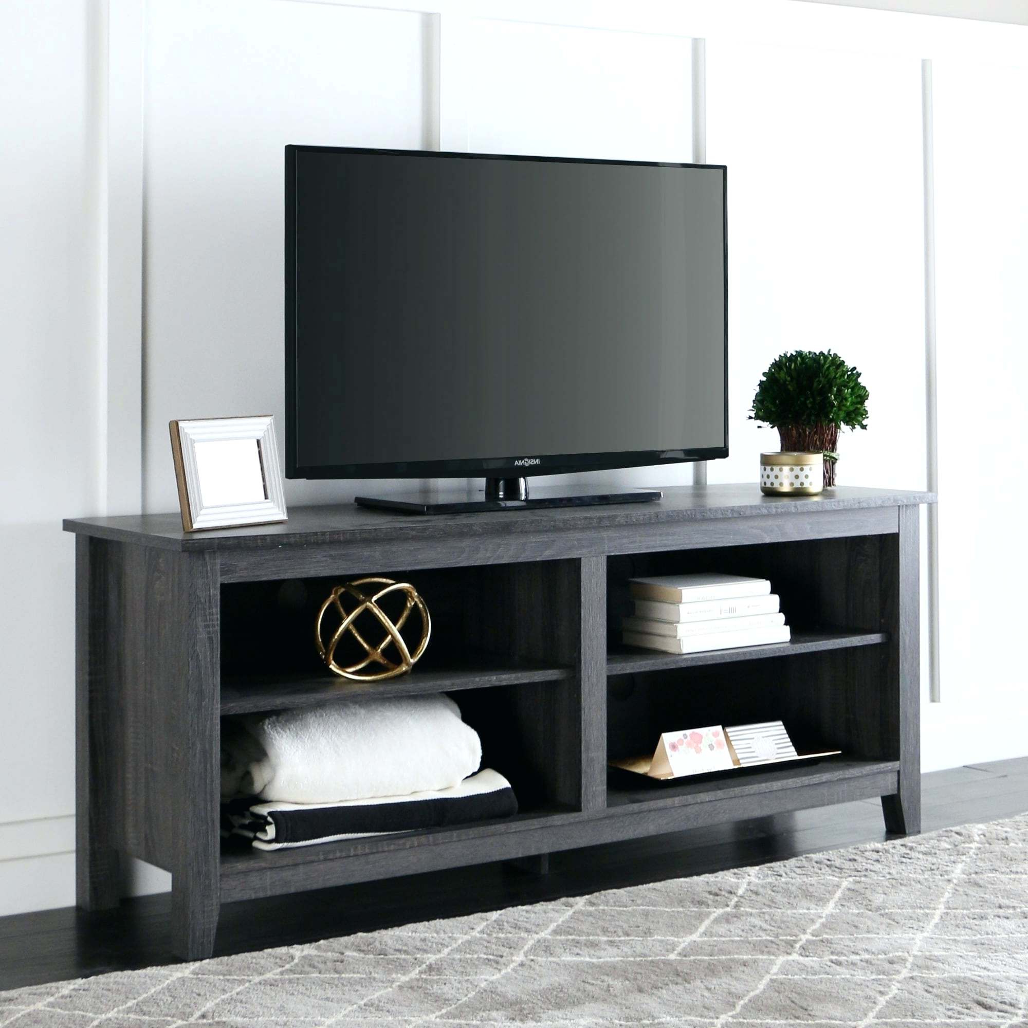 Sinclair Tv Console Ii Chest Of Drawers Sinclair White 64 Inch Tv In Sinclair Grey 64 Inch Tv Stands (View 12 of 20)