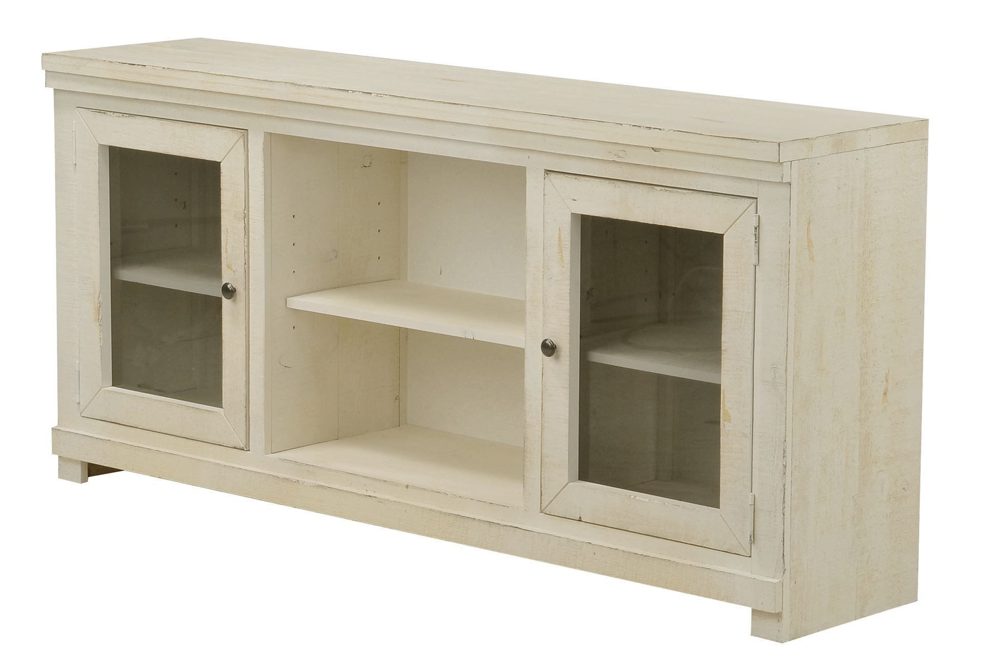 Sinclair White 68 Inch Tv Stand | For The Home | Living Room Designs With Sinclair White 64 Inch Tv Stands (View 6 of 20)