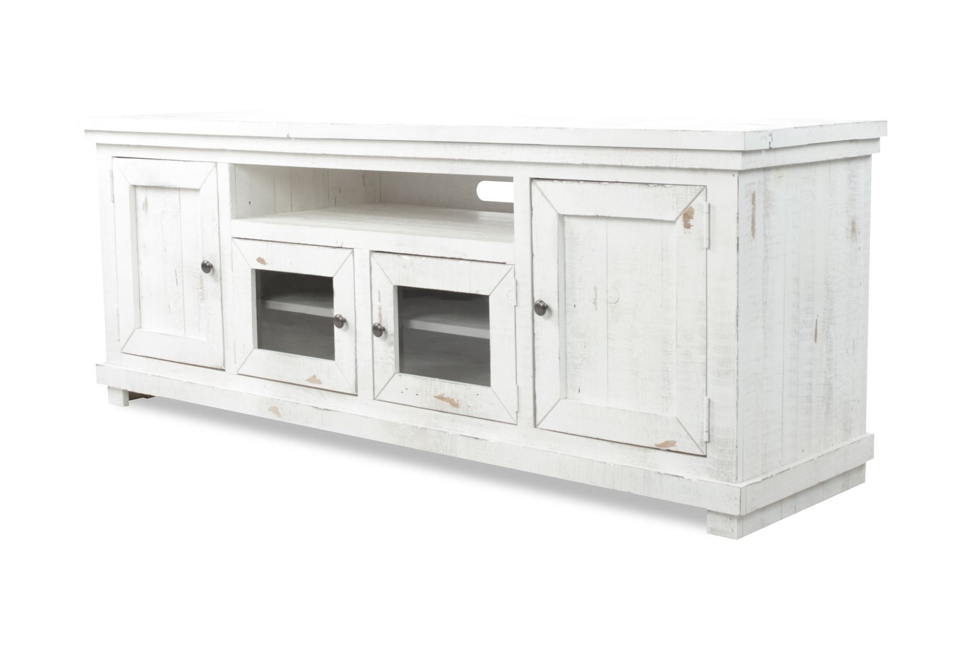 Sinclair White 74 Inch Tv Stand | Home Ideas | Pinterest | Living Inside Sinclair White 74 Inch Tv Stands (View 3 of 20)
