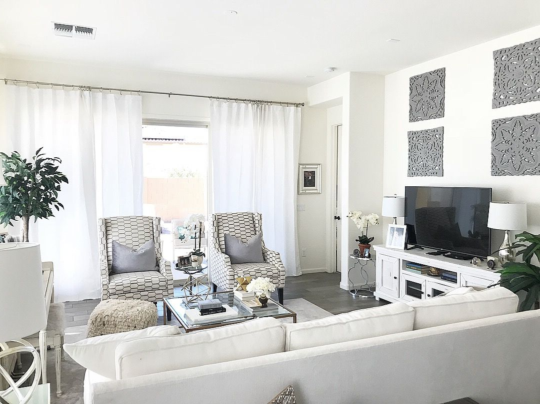 Sinclair White 74 Inch Tv Stand In 2018 | Your Designs Within Sinclair White 74 Inch Tv Stands (View 19 of 20)