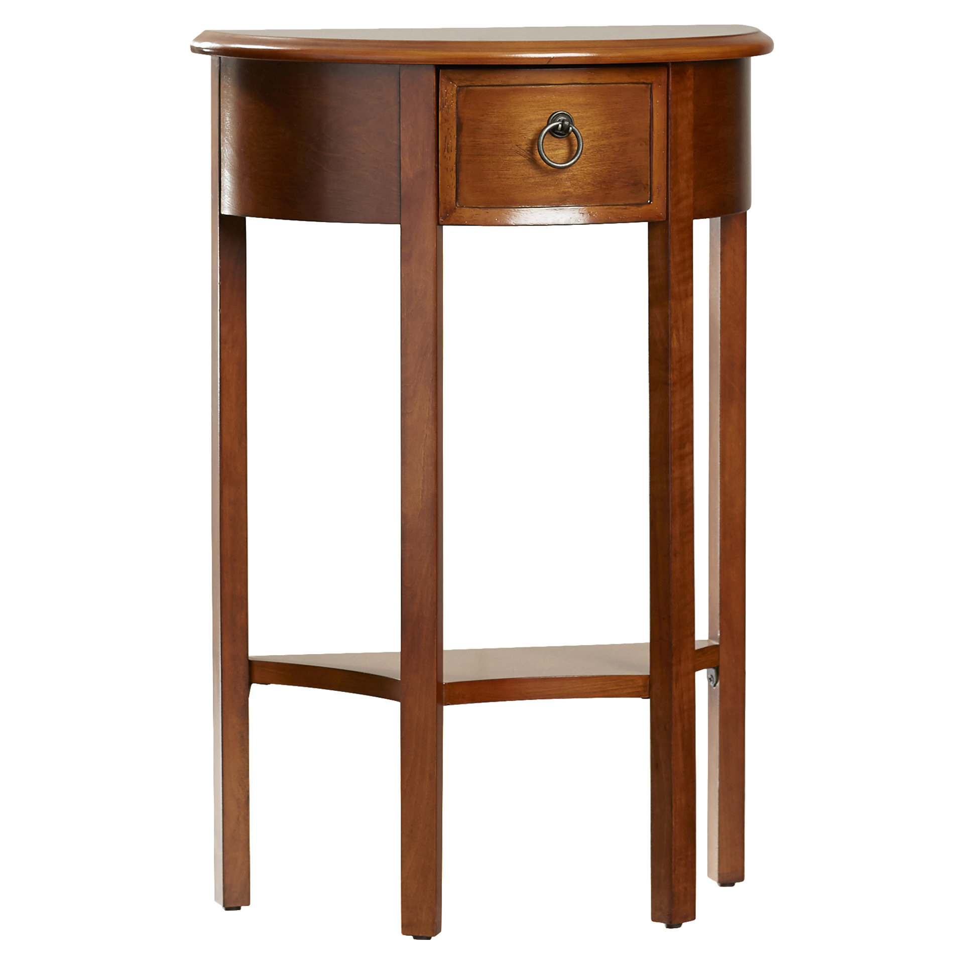 Small Corner Console Table | Wayfair Regarding Layered Wood Small Square Console Tables (Gallery 8 of 20)