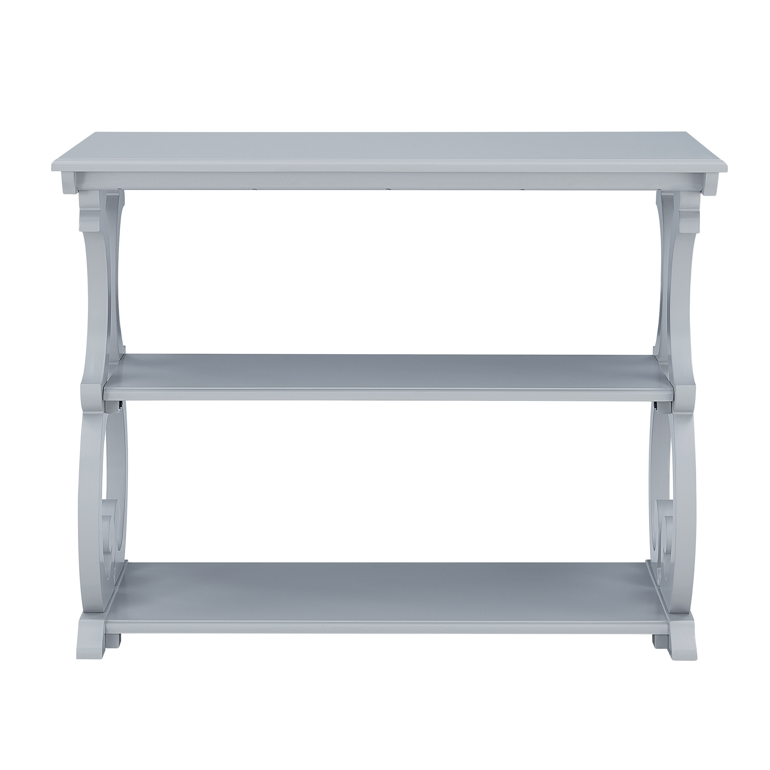 Small Grey Console Tables | Wayfair.co (View 6 of 20)