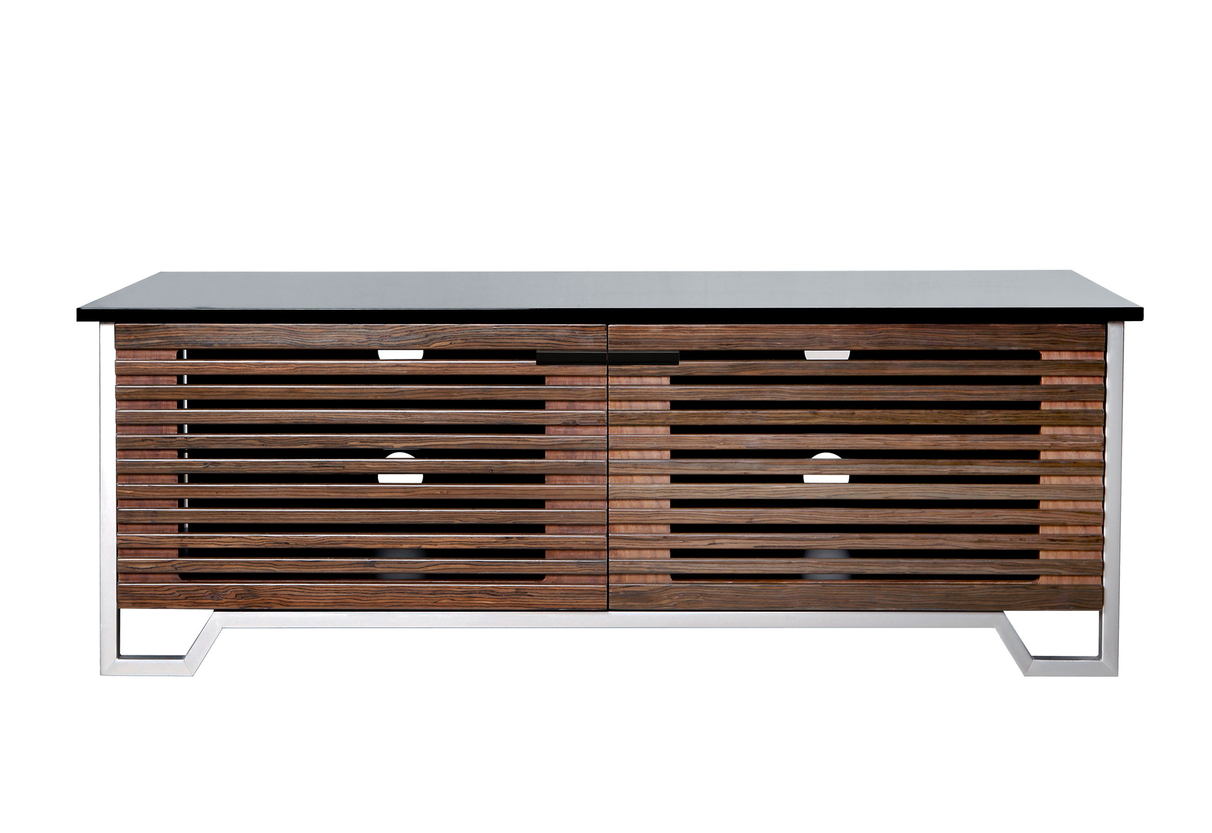 Solid Wood Modern Tv Stands You'll Love | Wayfair.co (View 18 of 20)