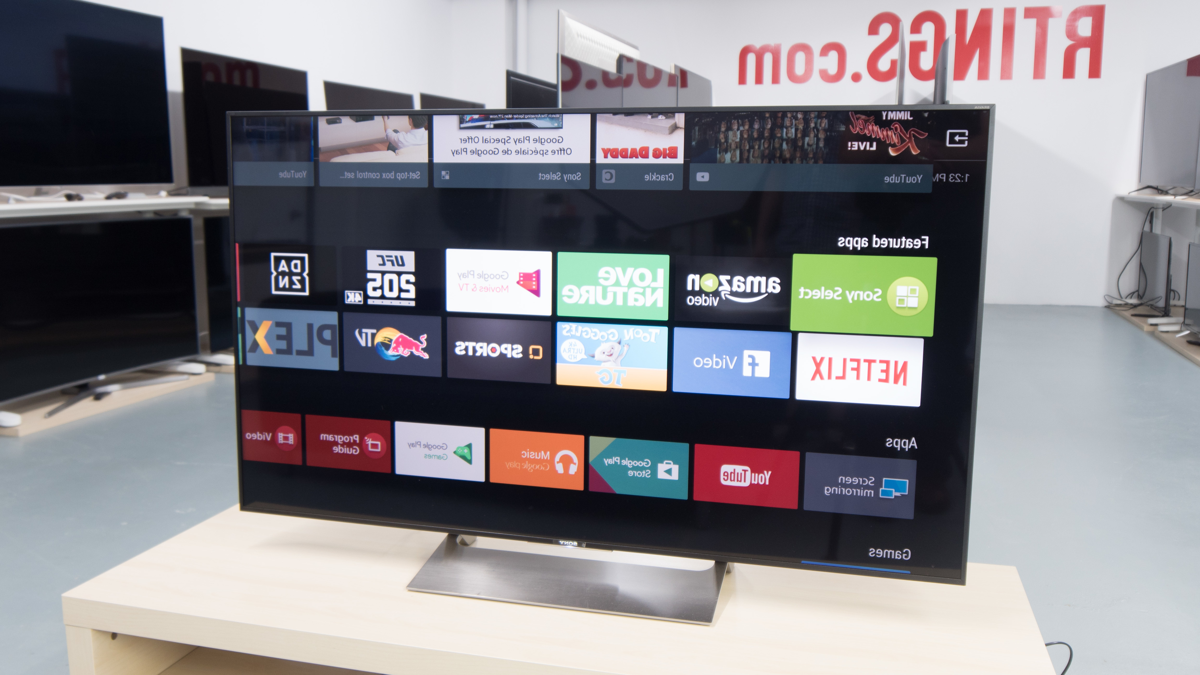 Sony X900e Review (xbr49x900e, Xbr55x900e, Xbr65x900e, Xbr75x900e Pertaining To Caden 63 Inch Tv Stands (View 19 of 20)