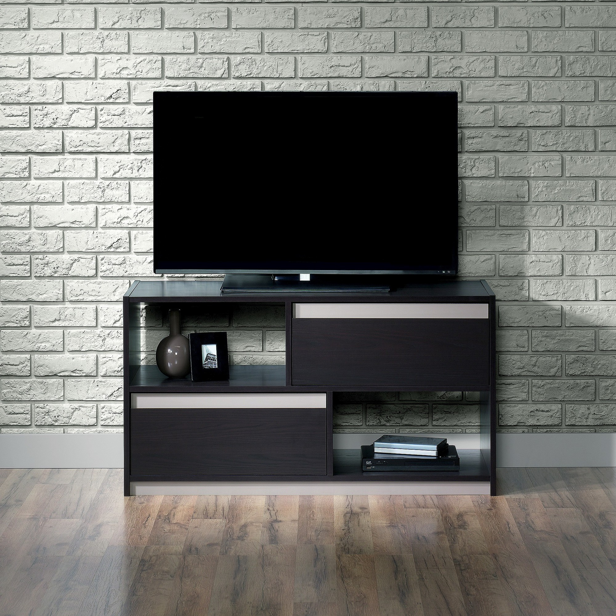 "Square1 Tv Stand With Reversible Accents 42"" (Fits Up To 47 Pertaining To Maddy 60 Inch Tv Stands (Gallery 10 of 20)"