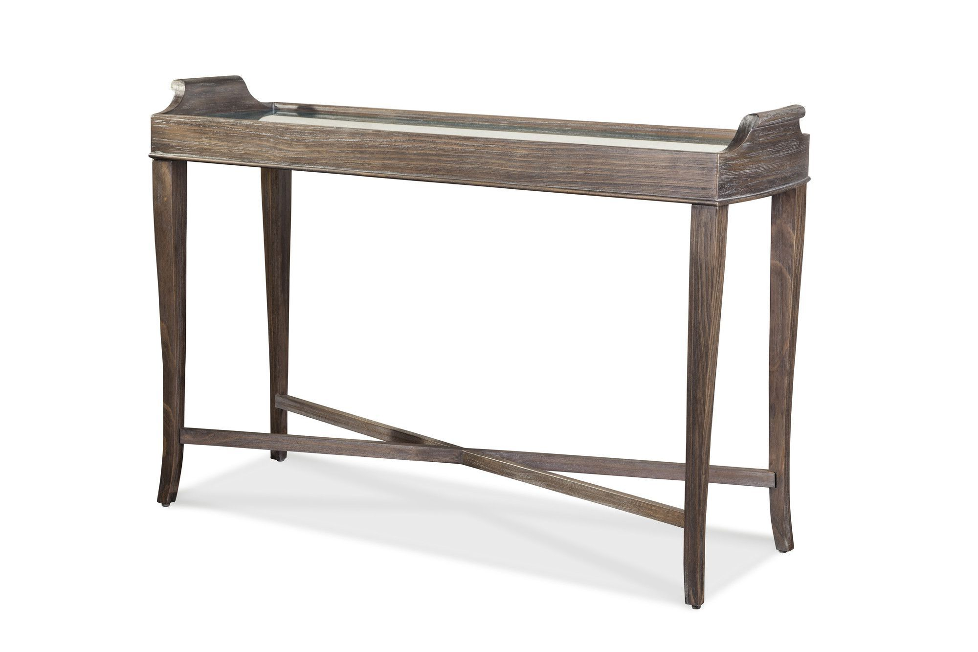 St. Germain Console Table | Products | Pinterest | Table, Console Regarding Parsons Concrete Top & Dark Steel Base 48X16 Console Tables (Gallery 8 of 20)
